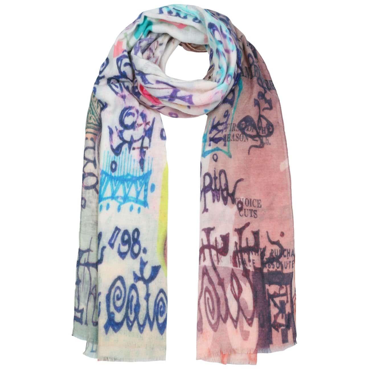 Bufanda Colourprint Soft by Passigatti  pa?uelo de verano