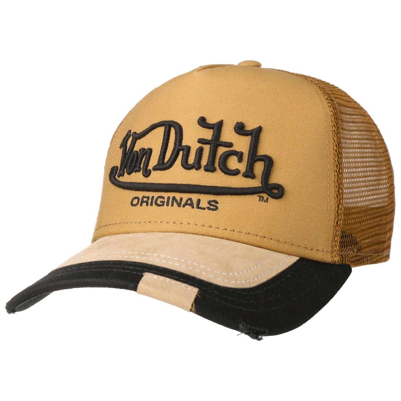 Gorra Trucker Premium Logo by Von Dutch