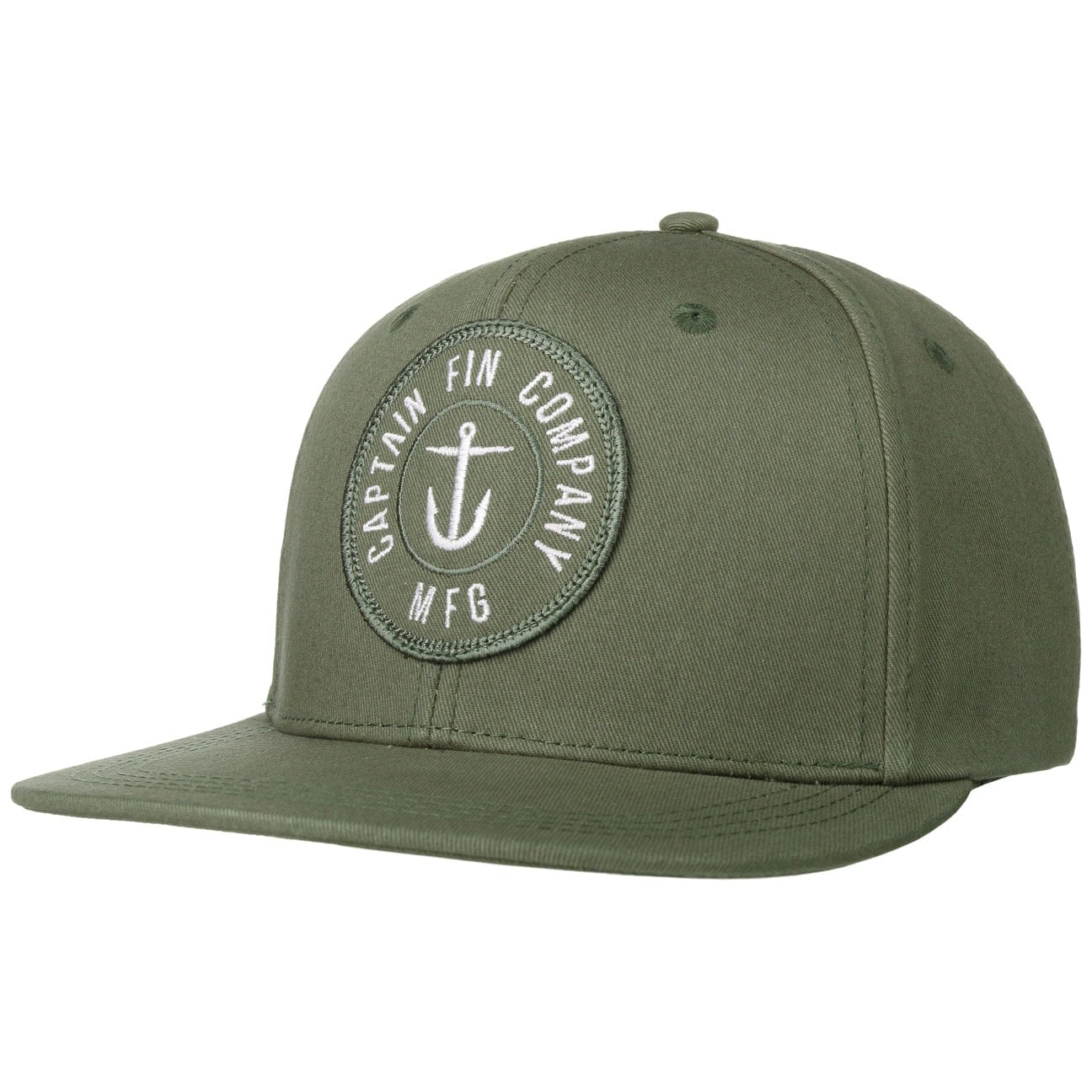 Gorra Classic Round Patch by Captain Fin