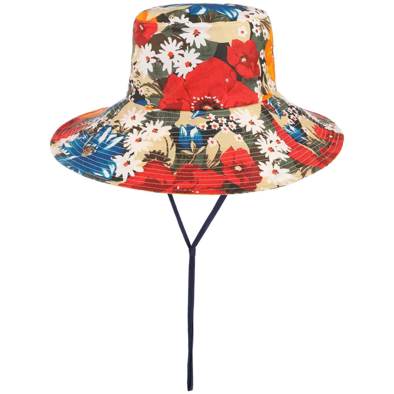 Sombrero de Algod?n Flower by GREVI