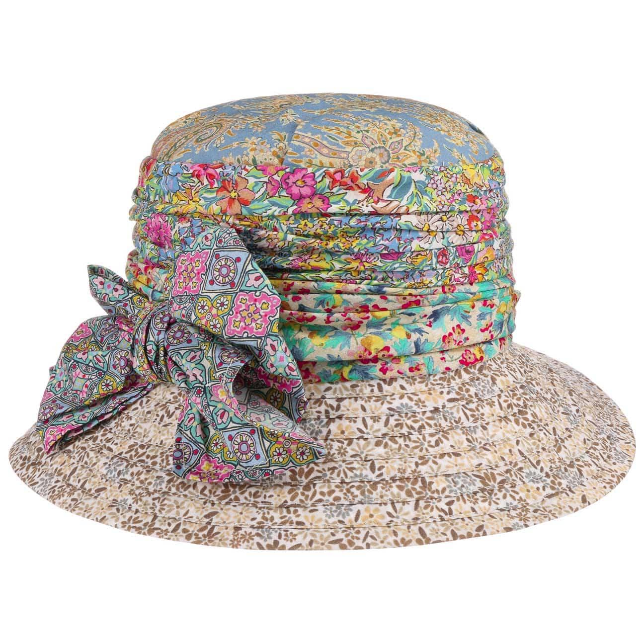 Sombrero de Algod?n con Lazo Malisa by GREVI