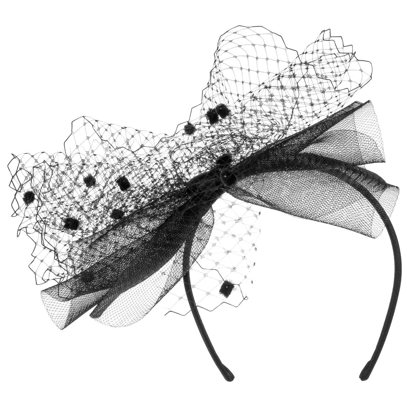 Coco Schleife Fascinator by Betmar