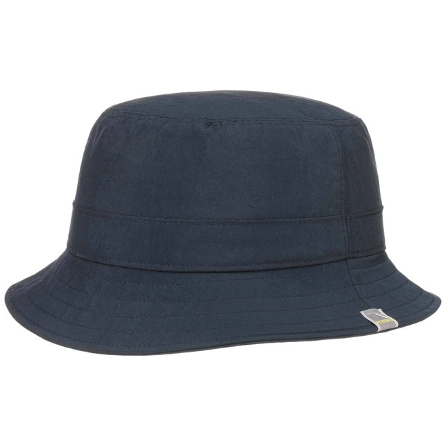 Stetson Sombrero de Pescador PCM Nylon Bucket Hombre Outdoor Lluvia con Forro Verano//Invierno