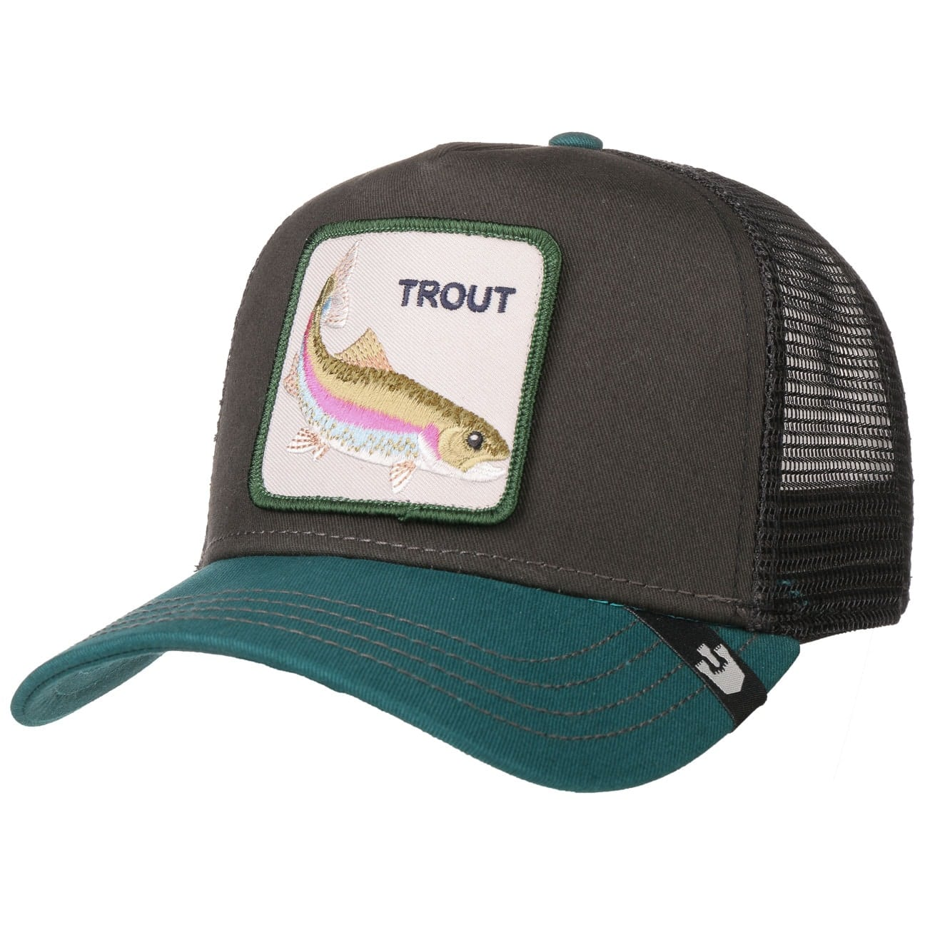 Gorra Trout Trucker by Goorin Bros.