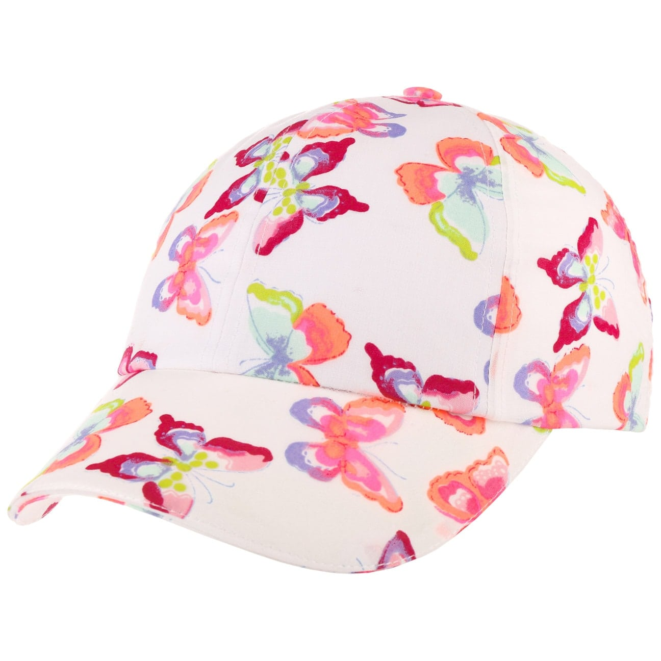 Gorra para Ni?a Butterflies Anti UV by Sterntaler