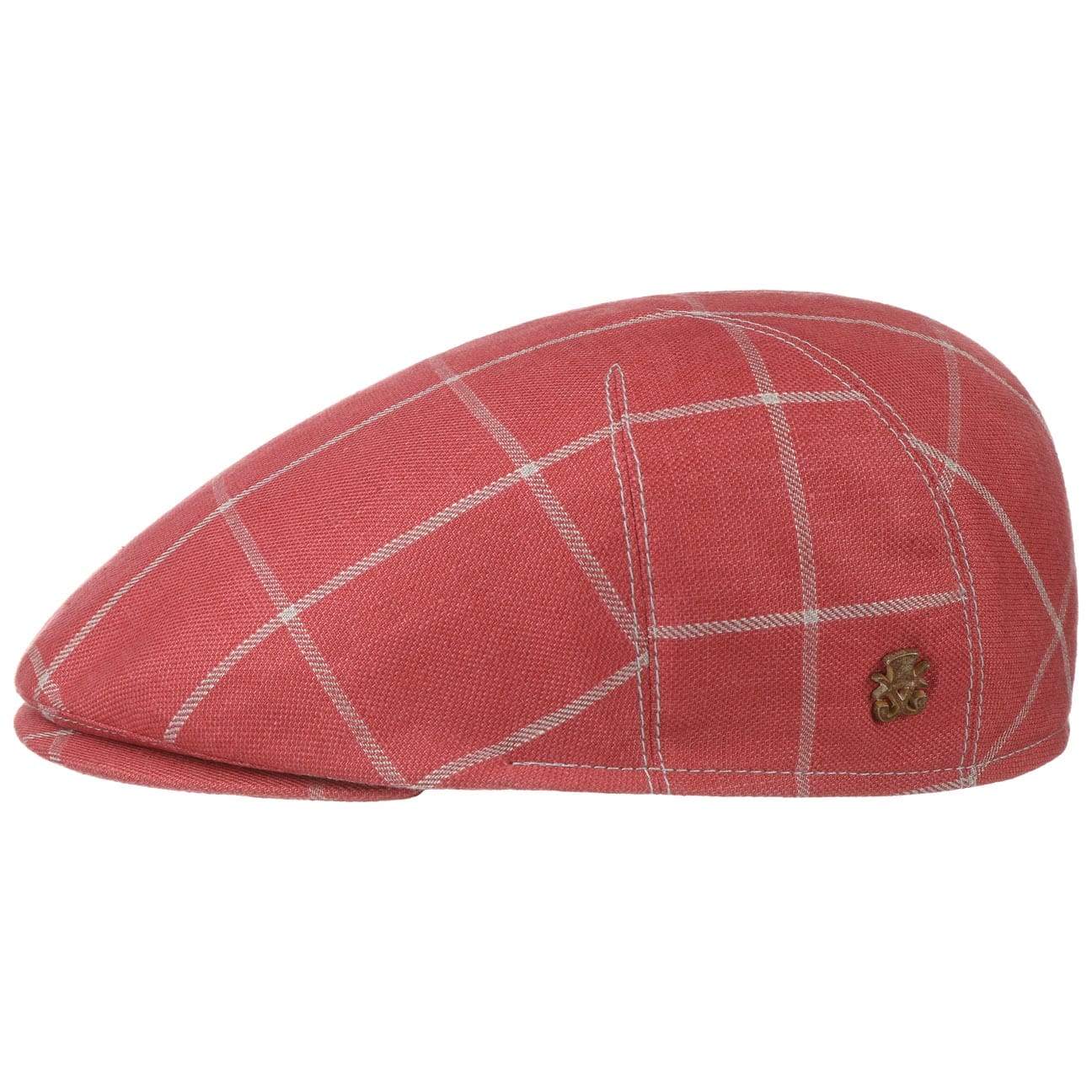 Gorra Pierce Plaid Zechbauer by Mayser  gorra de verano