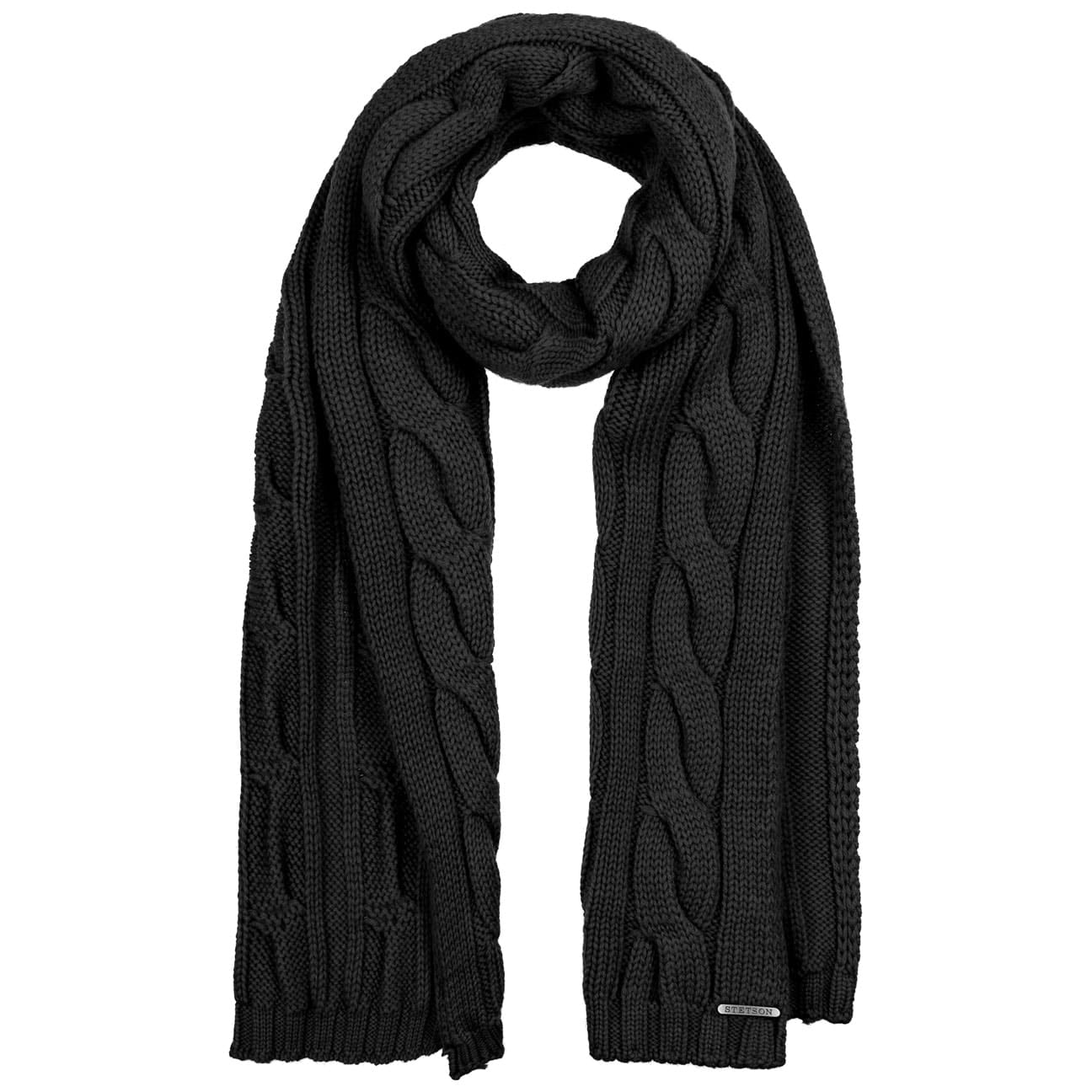 Bufanda Lumberton Virgin Wool by Stetson  bufanda de invierno