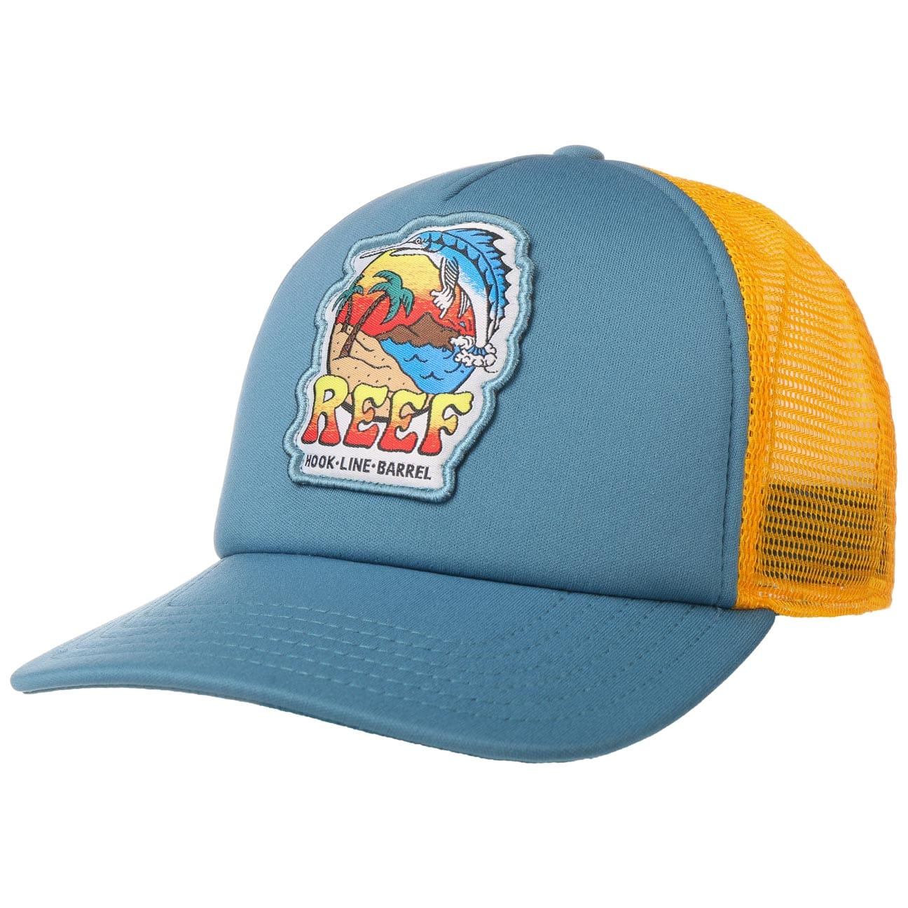 Gorra Trucker Surfable Deep Sea Fish by Reef