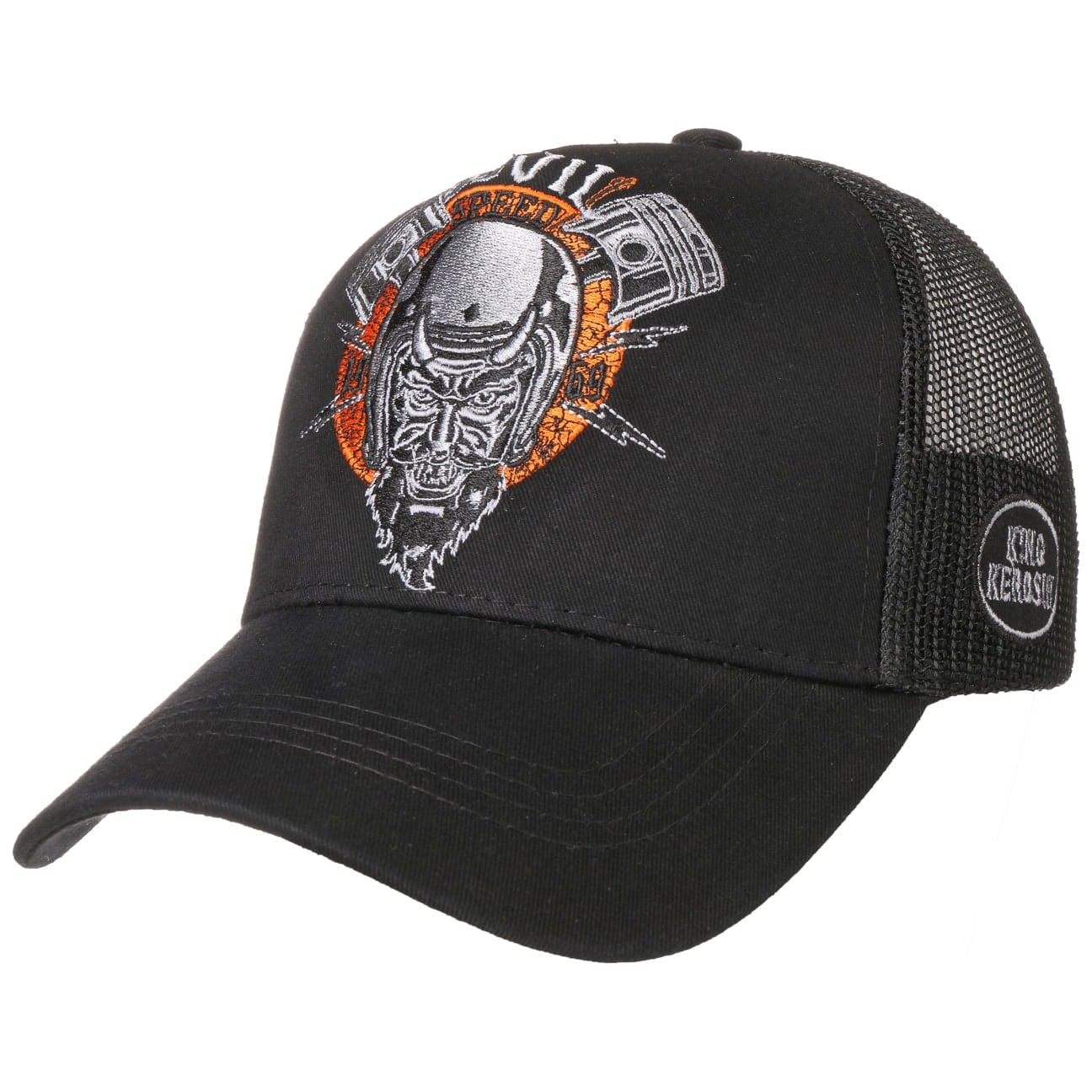 Gorra Devil Speed Trucker by King Kerosin