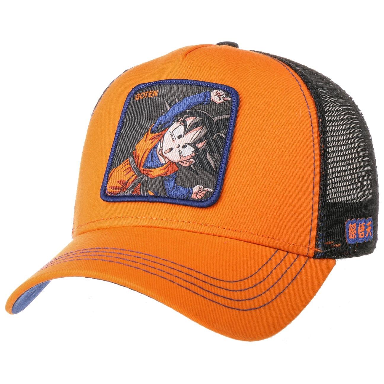 Gorra Trucker Goten Dragon Ball by Capslab