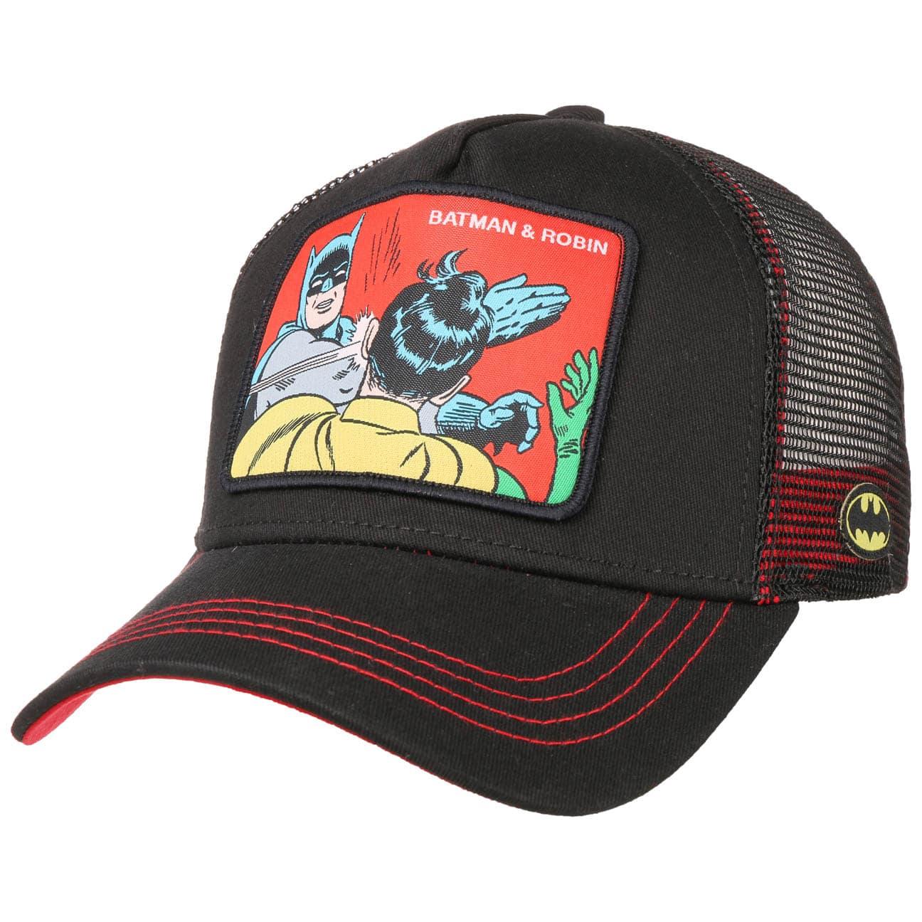 Gorra Trucker Batman & Robin by Capslab