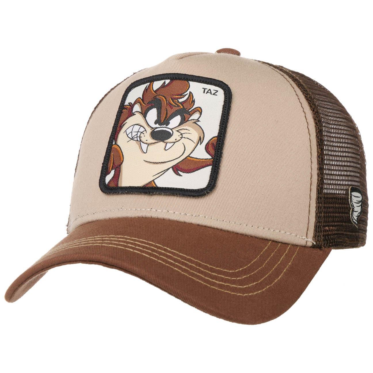 Gorra Trucker Looney Taz 2 by Capslab