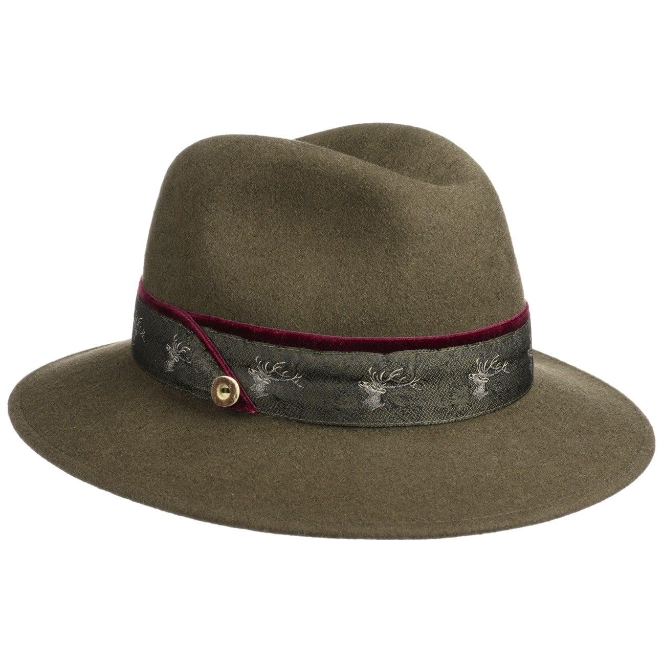 Sombrero de Mujer Deertrim by Lodenhut Manufaktur