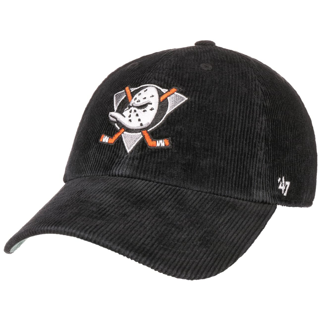 Gorra Clean Up Cord Ducks by 47 Brand