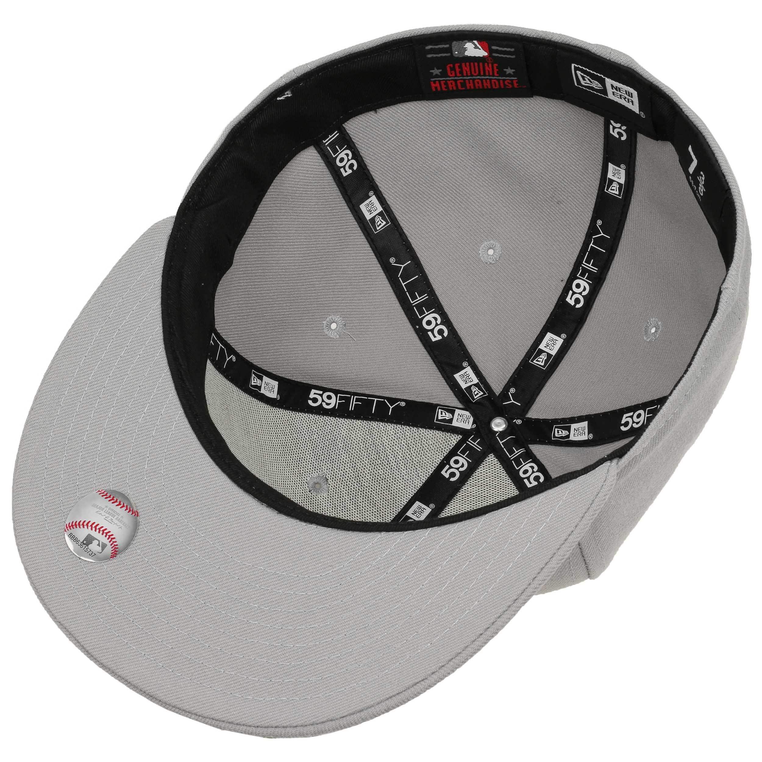 f13ffc2ce1e35 59Fifty Gorra MLB Basic NY by New Era - Gorras - sombreroshop.es
