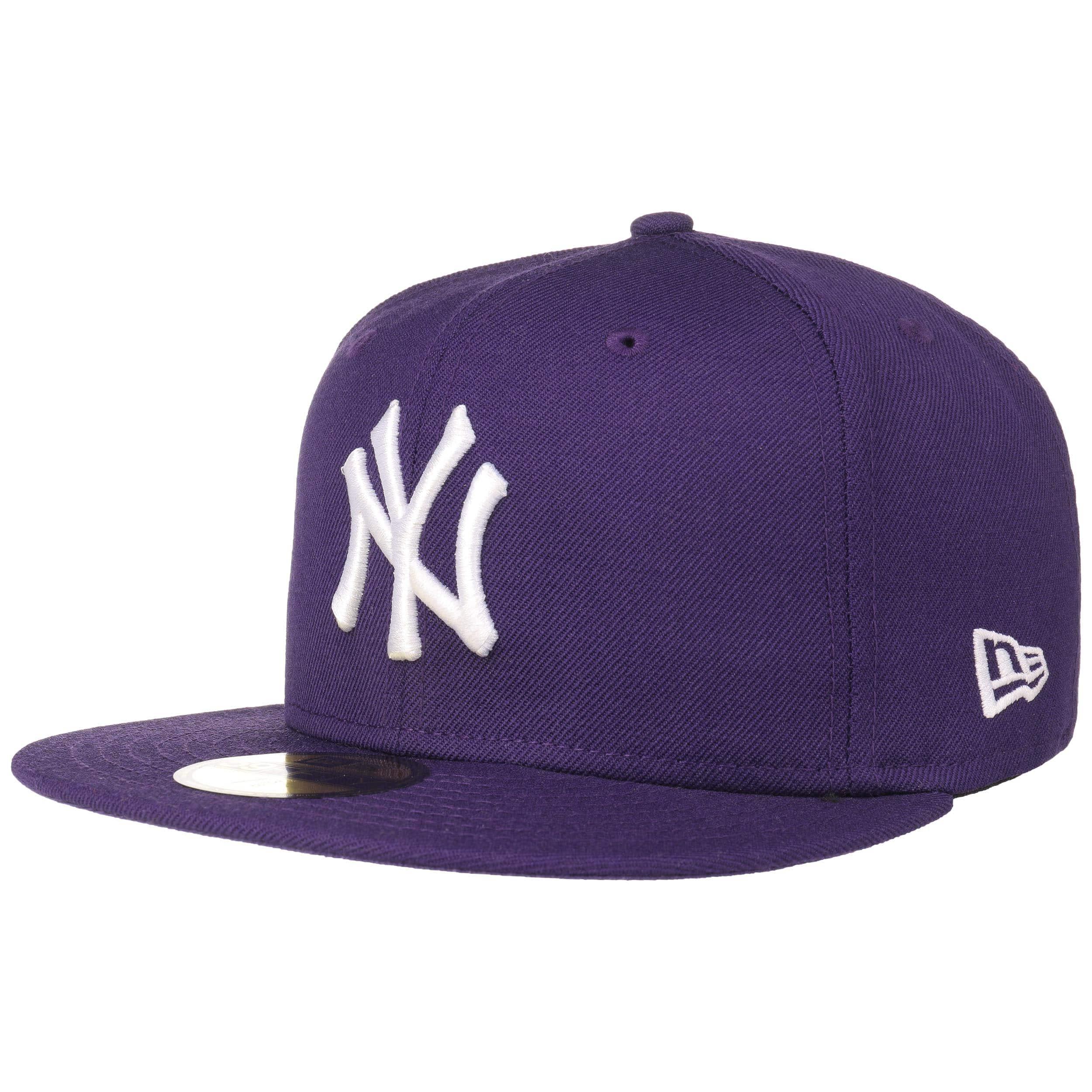 765e560e033fc 59Fifty Gorra MLB Basic NY by New Era - Gorras - sombreroshop.es