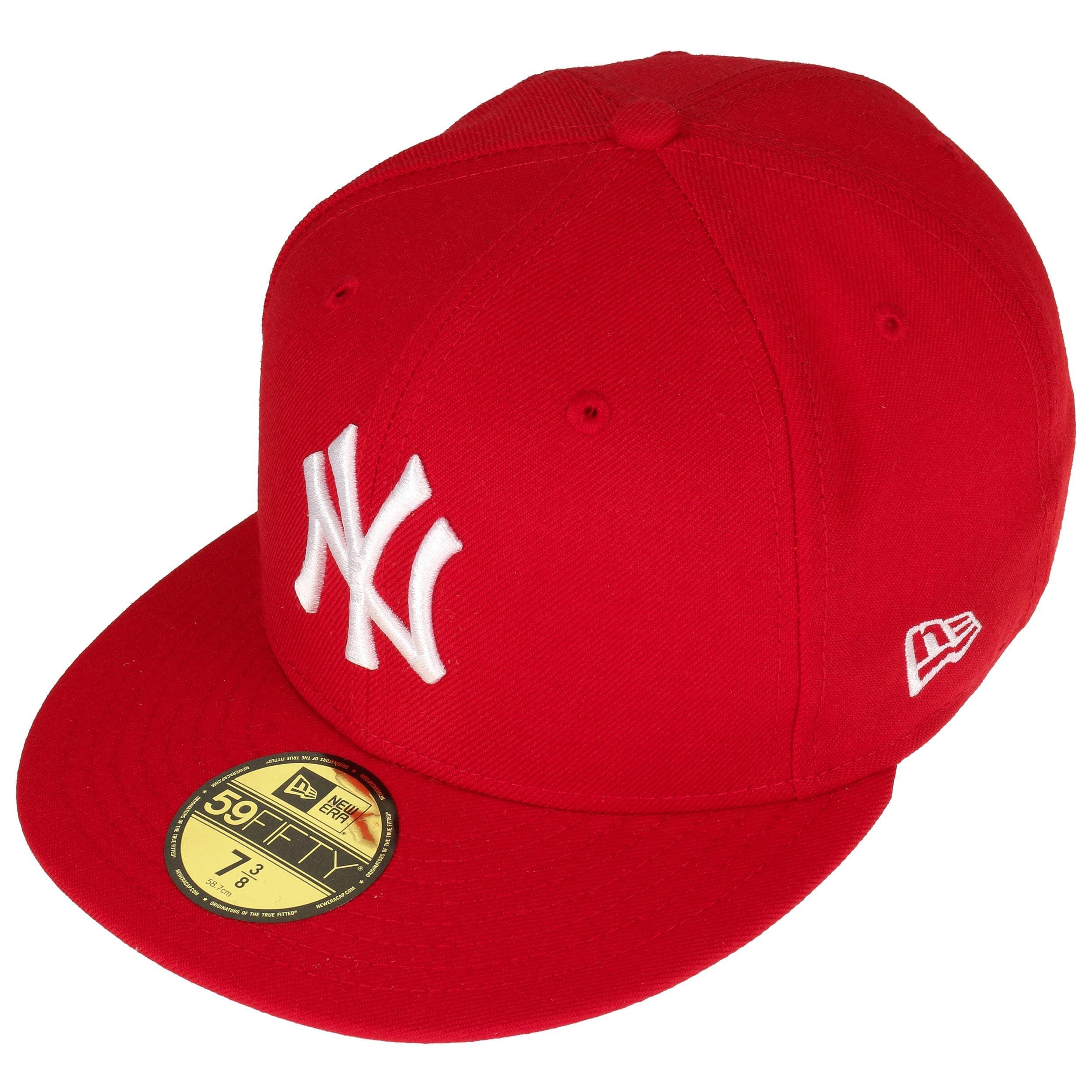 59Fifty Gorra MLB Basic NY by New Era - Gorras - sombreroshop.es adc913dad2d