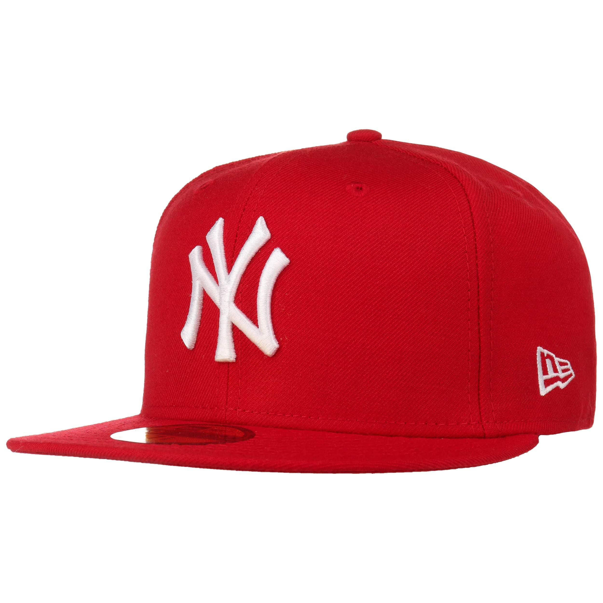 59Fifty Gorra MLB Basic NY by New Era - Gorras - sombreroshop.es 1cc0f9c78a8