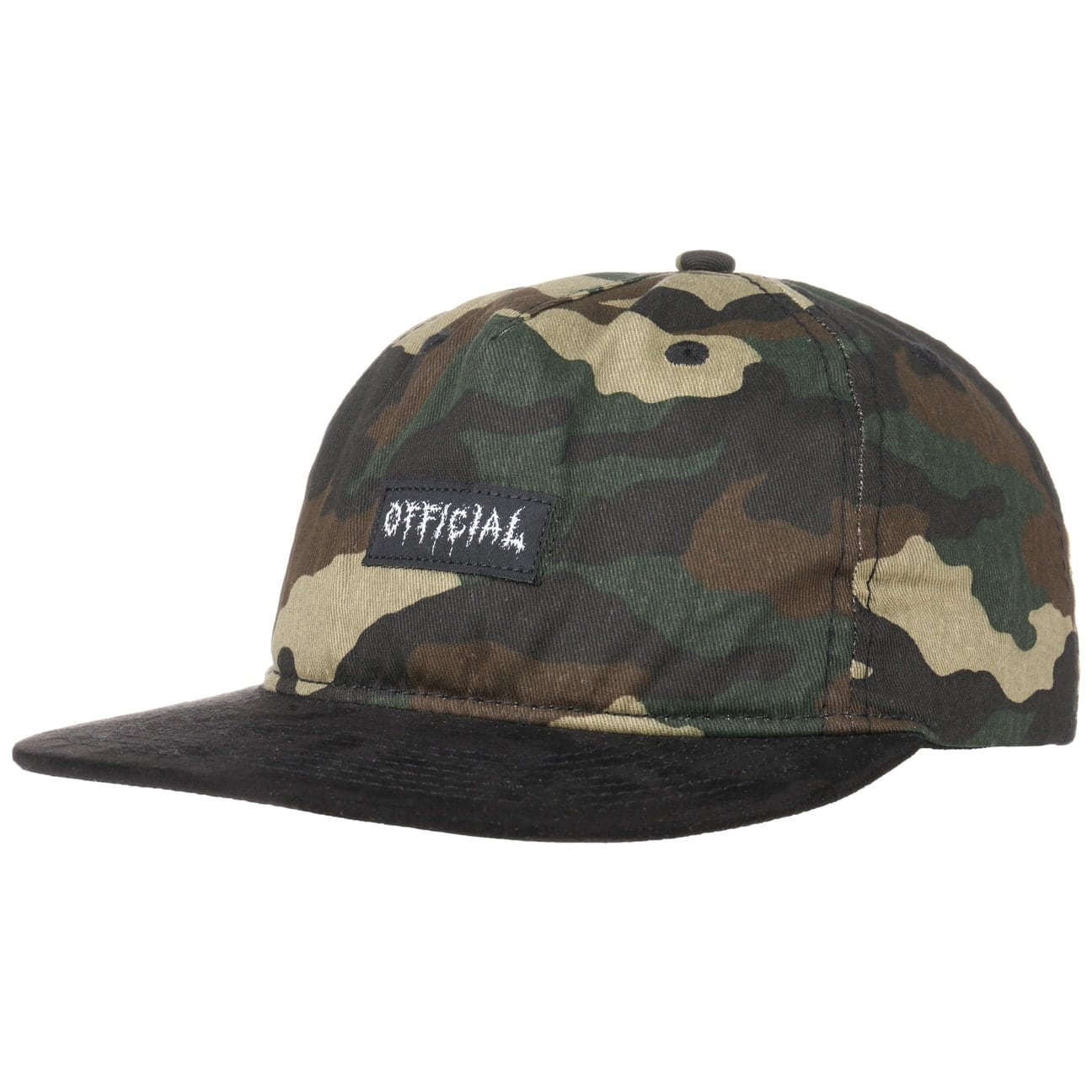 Gorra Camouflage Snapback by Official Headwear