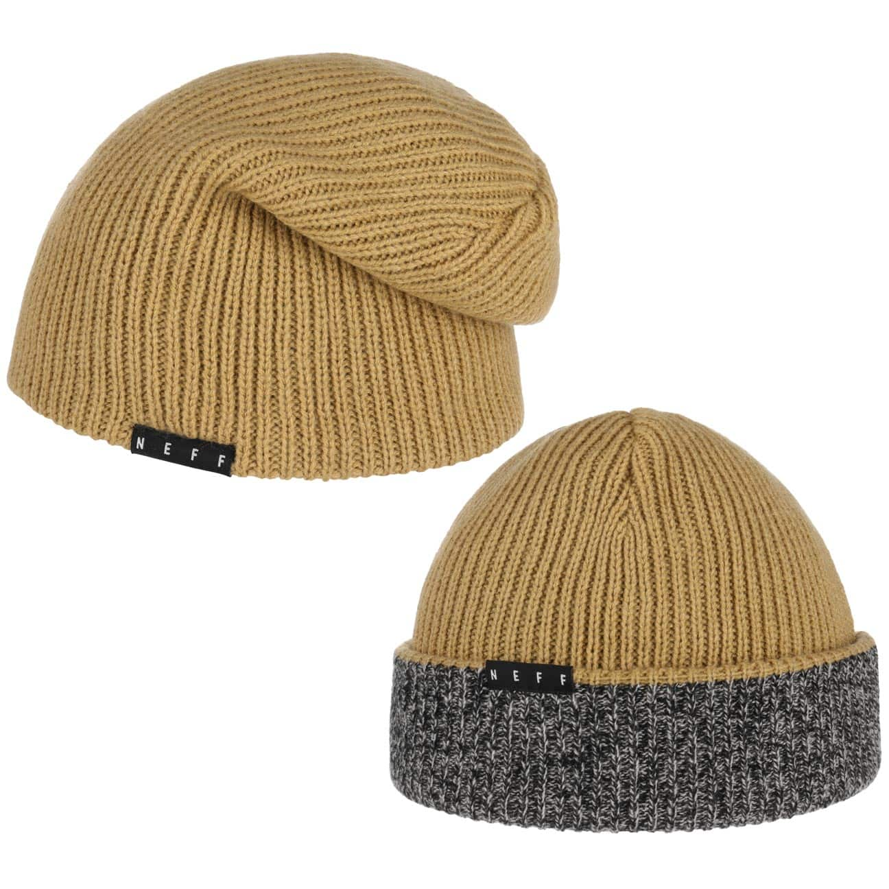 Gorro Beanie Double Heater by neff