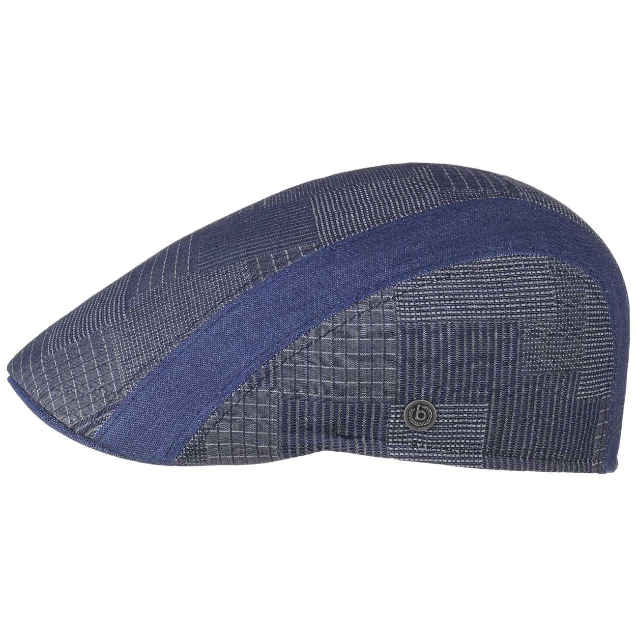 Gorra de Algod?n Patchwork by bugatti  gorra de verano
