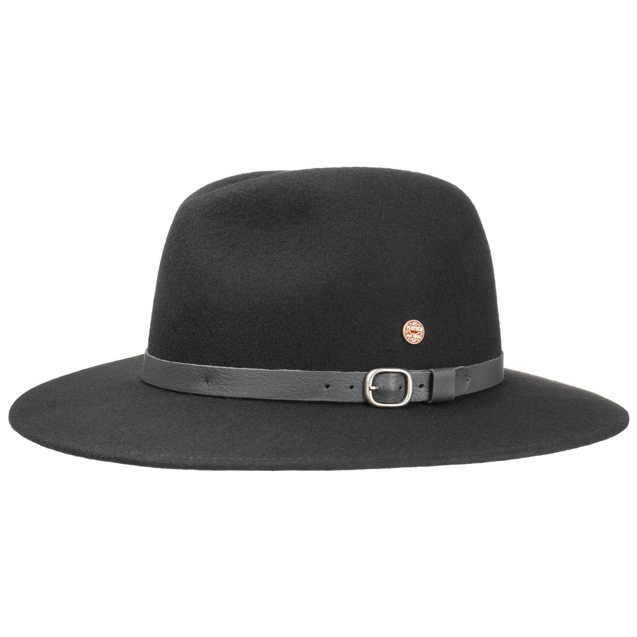 Baron Negro by Mayser  sombrero de fieltro