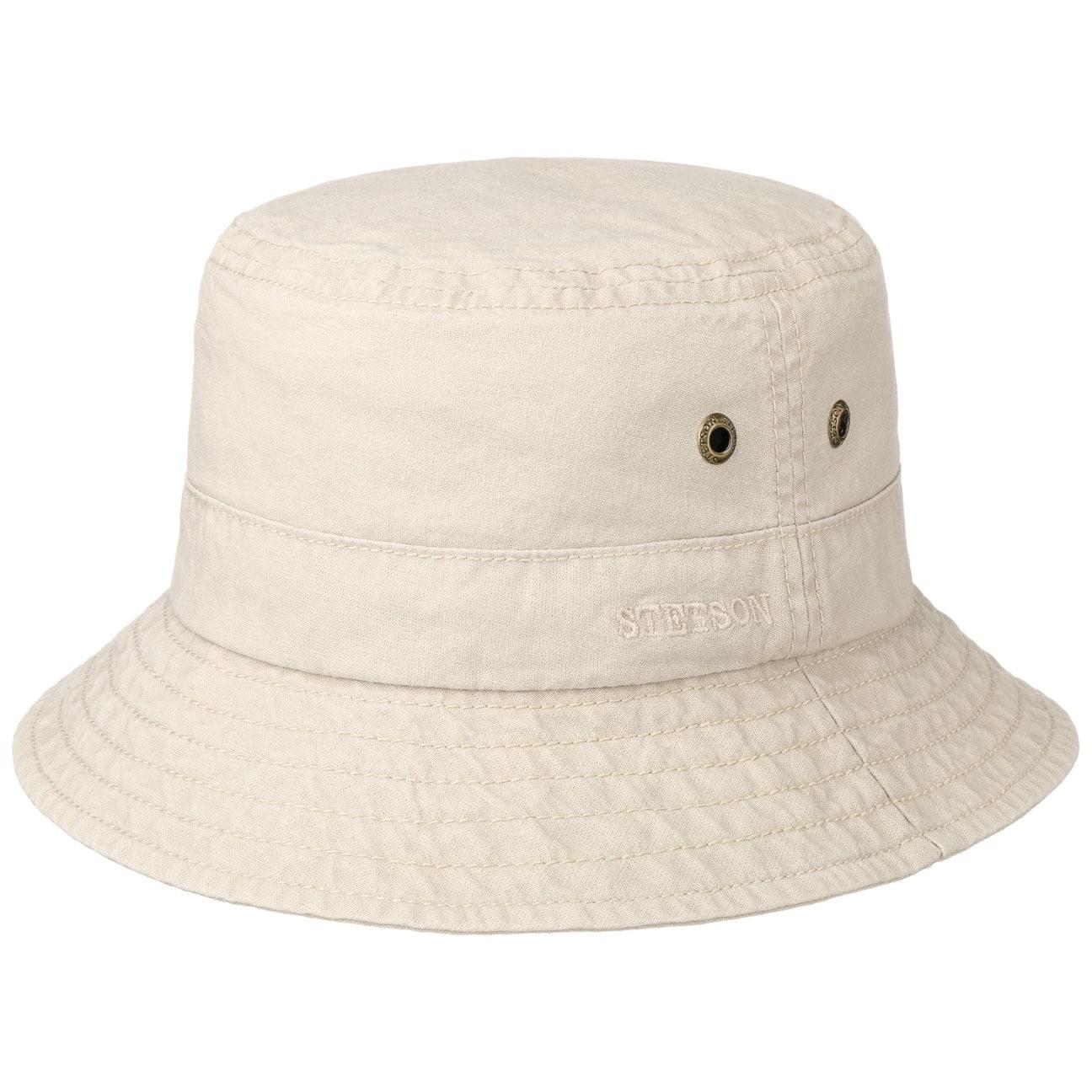 Sombrero Algod?n Delave by Stetson  sombrero de verano