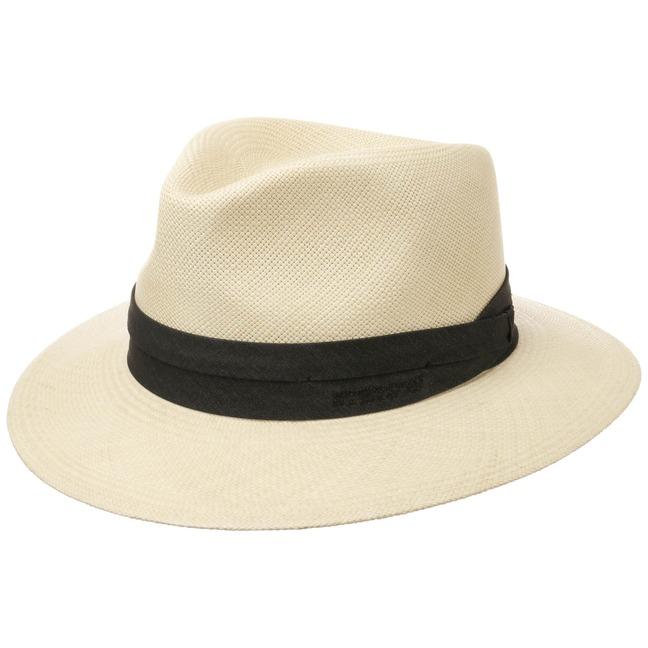 4a77e25fb5752 Sombrero Panamá Jefferson by Stetson - Sombreros - sombreroshop.es