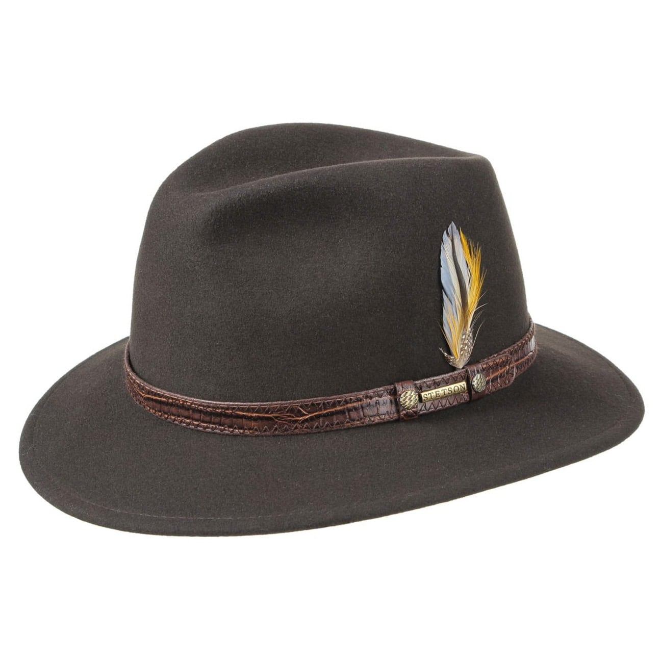 Sombrero VitaFelt Sells by Stetson  fieltro de lana