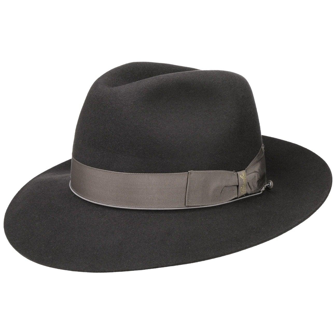 Sombrero Bogart de Ala Ancha by Borsalino