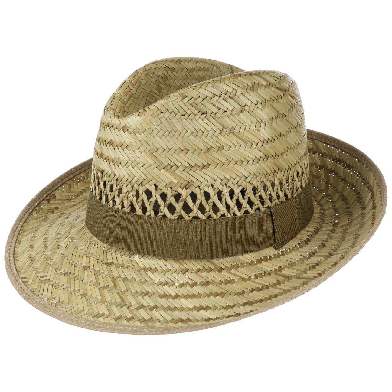 Sombrero Acci?n de Gracias  sombrero bogart de paja