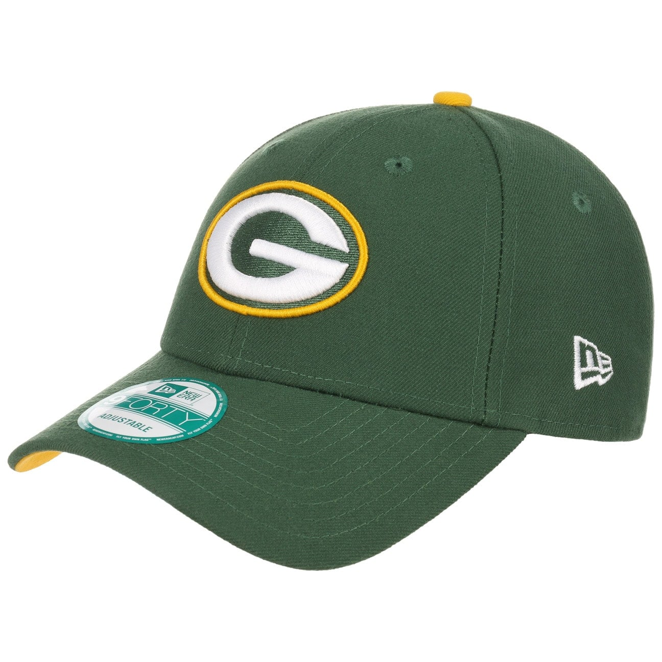 9Forty Green Bay Packers Cap by New Era - Gorras - sombreroshop.es 4f4f3a025aa