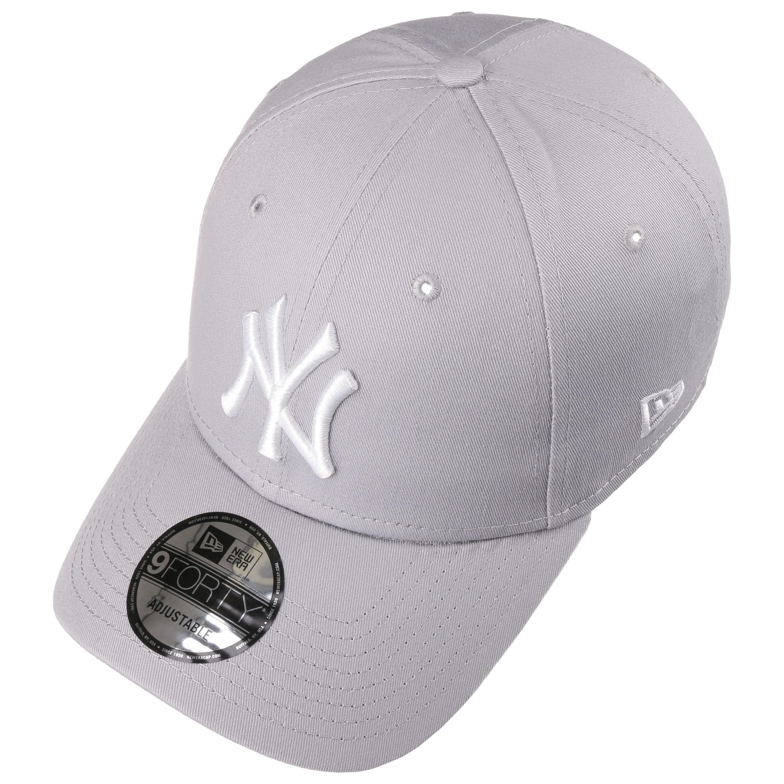 9Forty League Basic Yankees Cap by New Era - Gorras - sombreroshop.es 7f2086ee6f8