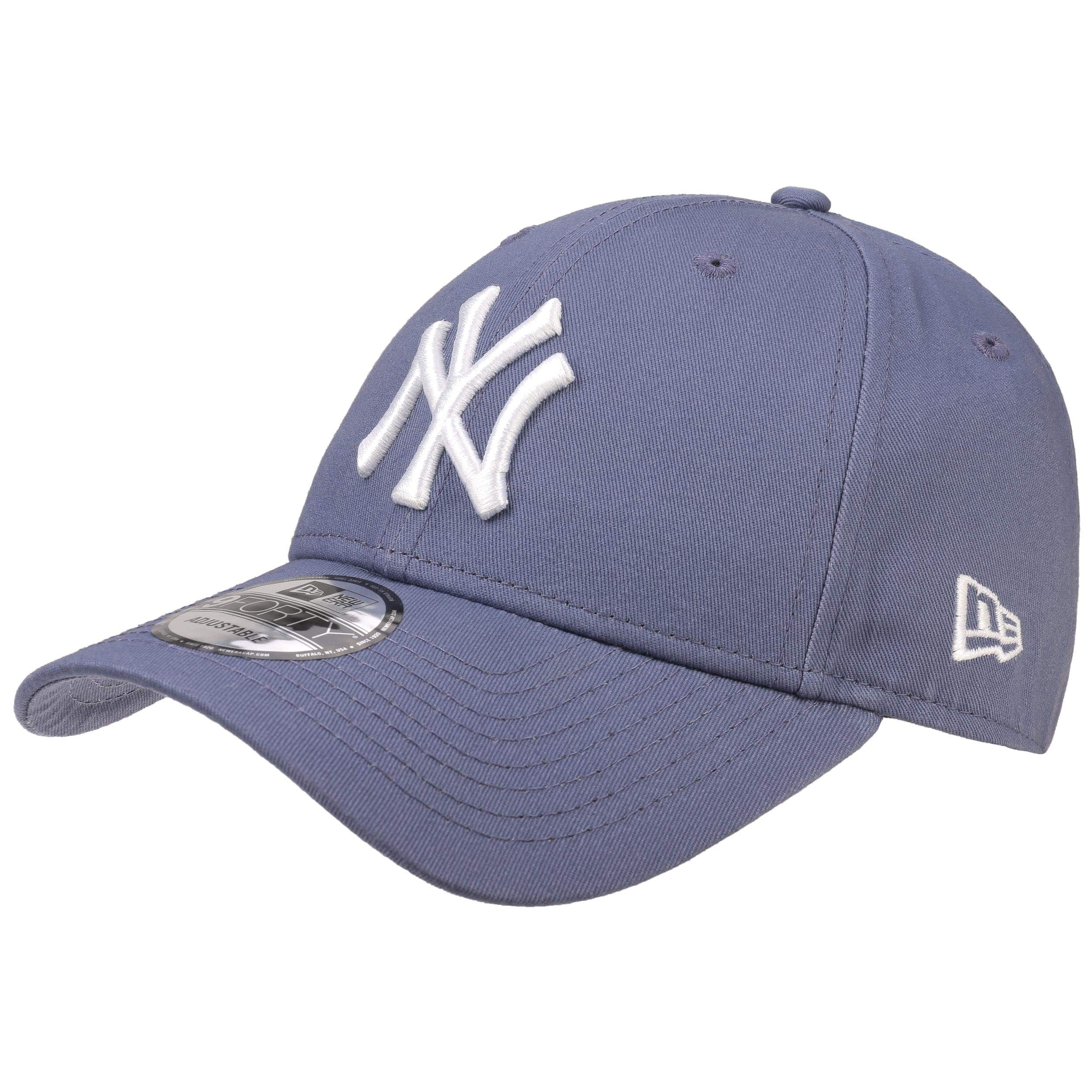3dfe9480096fd 9Forty League Essential NY Cap by New Era - Gorras - sombreroshop.es