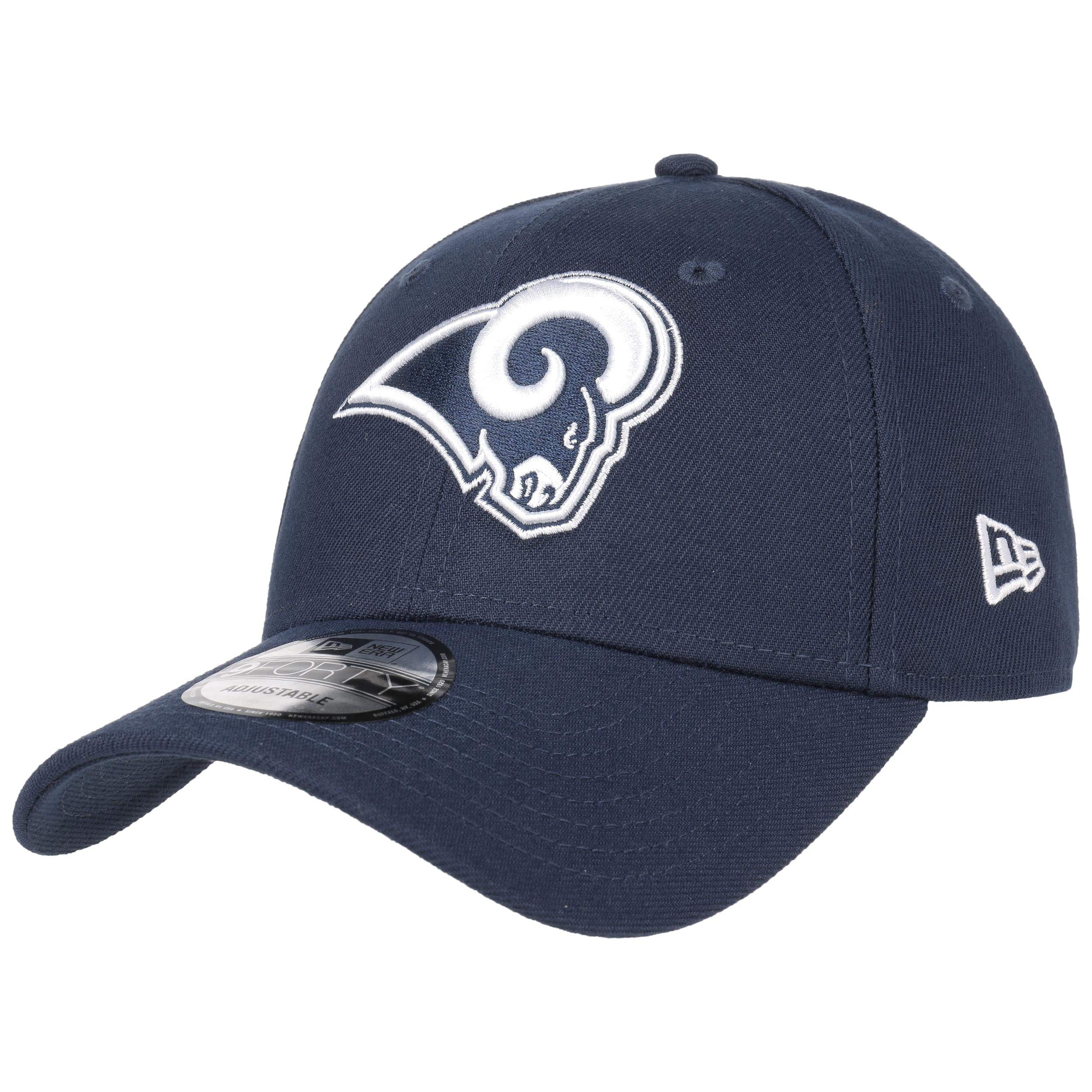 1a17288fe9ee4 9Forty The League LA Rams Cap by New Era - Gorras - sombreroshop.es