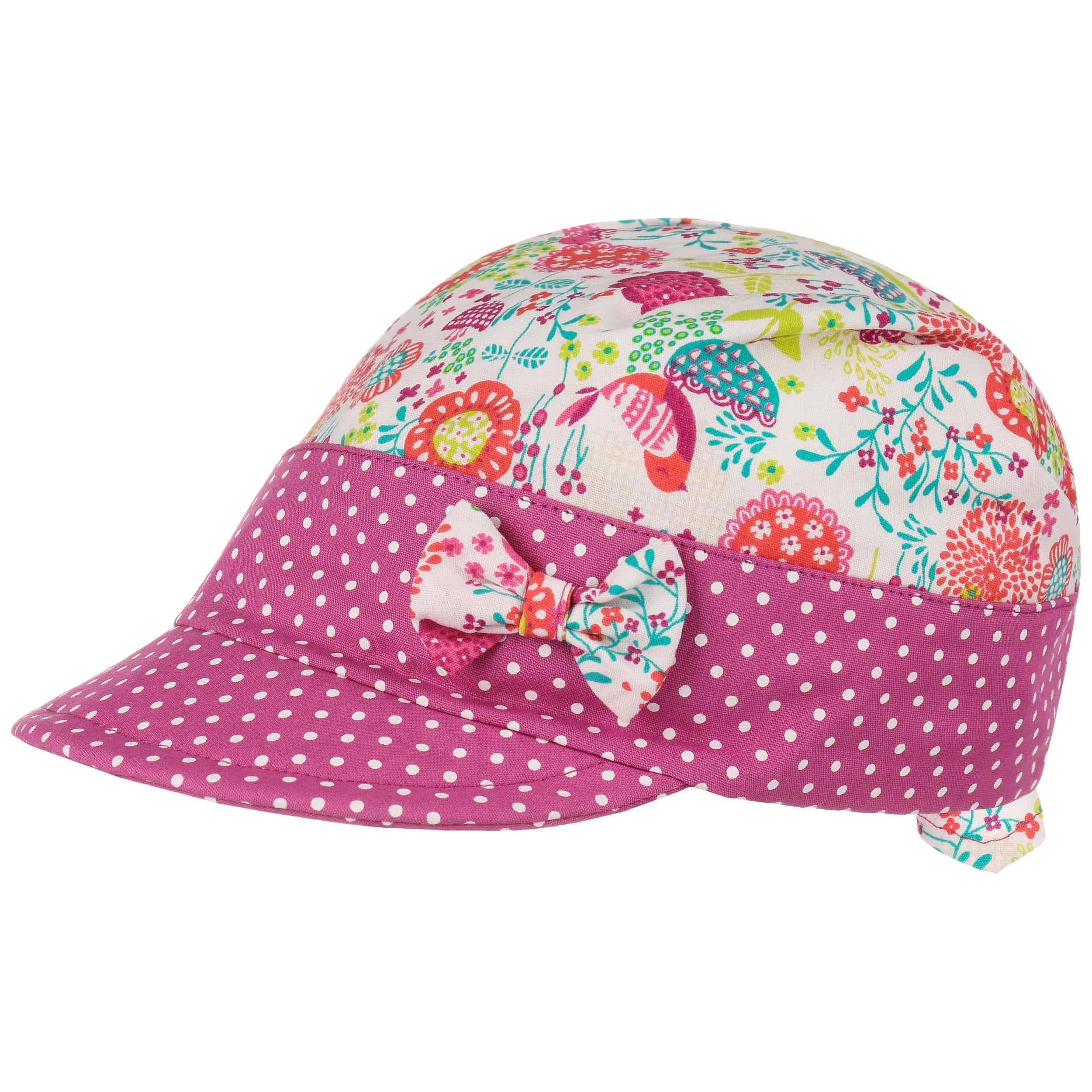 Bandana con Visera Dotty by Sterntaler - Bandanas - sombreroshop.es 934a460b204