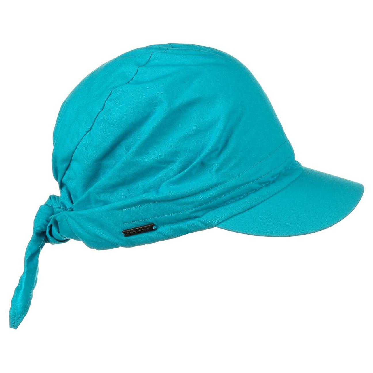 Bandana con Visera by Seeberger - Gorros - sombreroshop.es 4ded60e4451