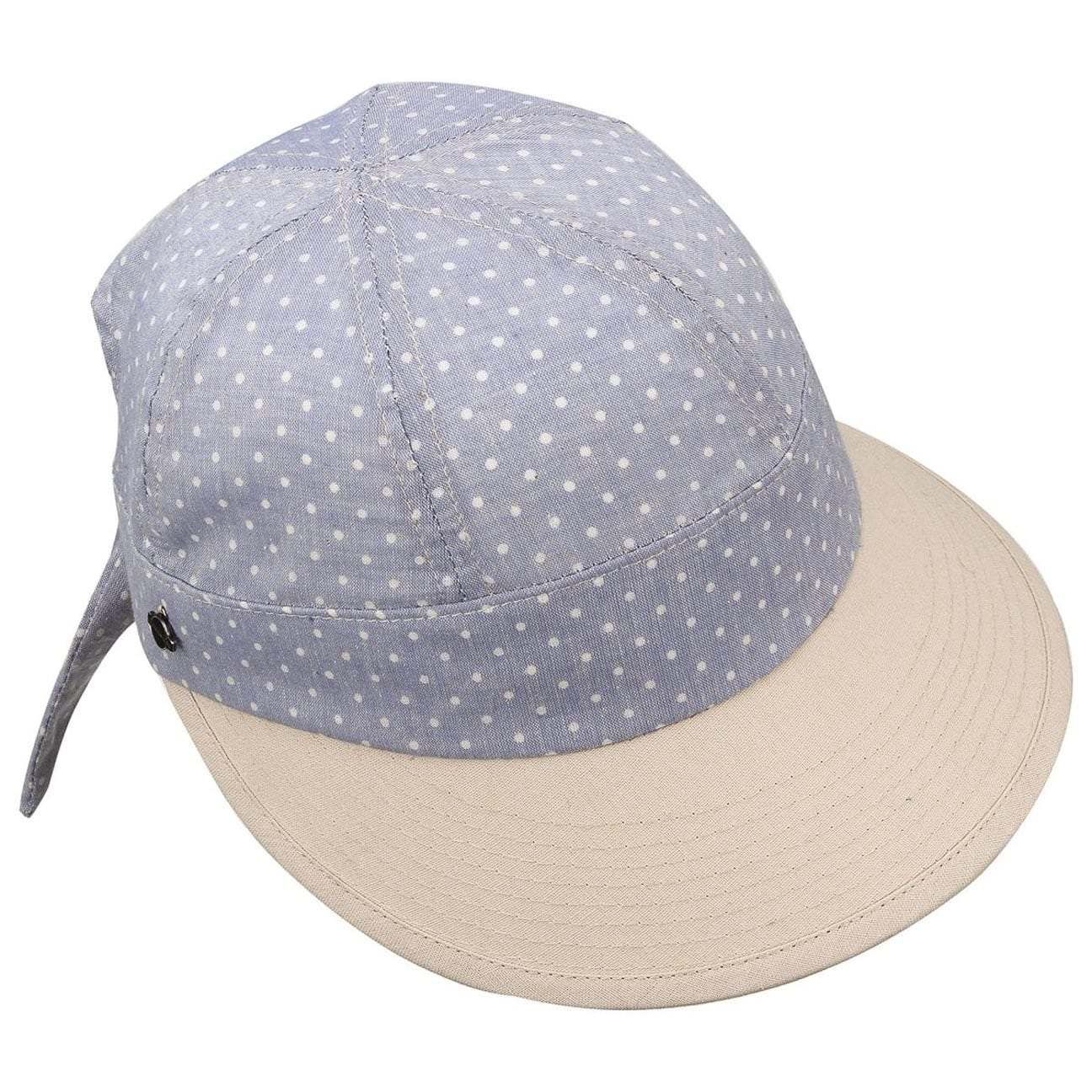Bandana con Visera de Mujer by Seeberger - Gorros - sombreroshop.es e3754ea1312