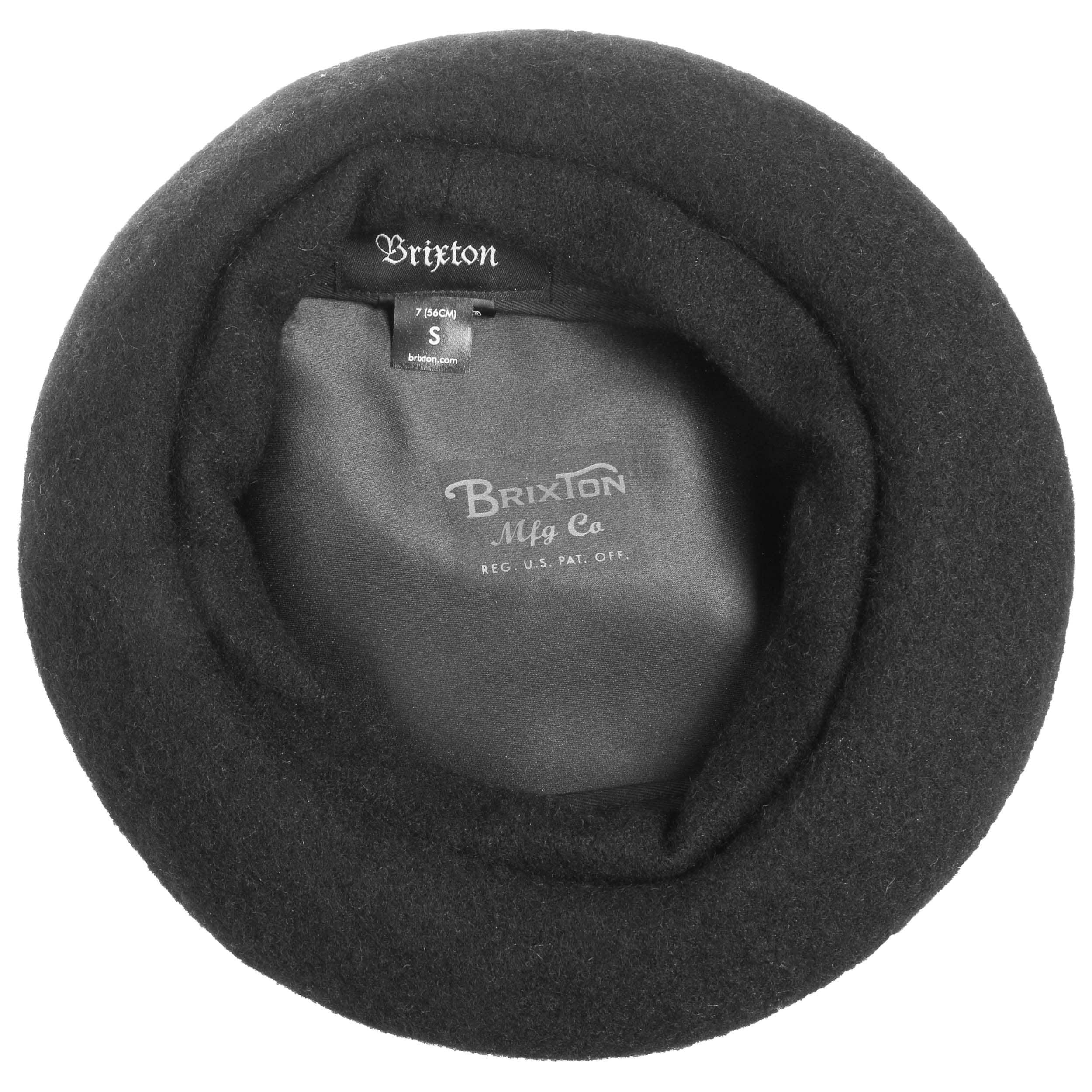 Boina Vasca Audrey by Brixton - Gorros - sombreroshop.es 205b2aa34fb