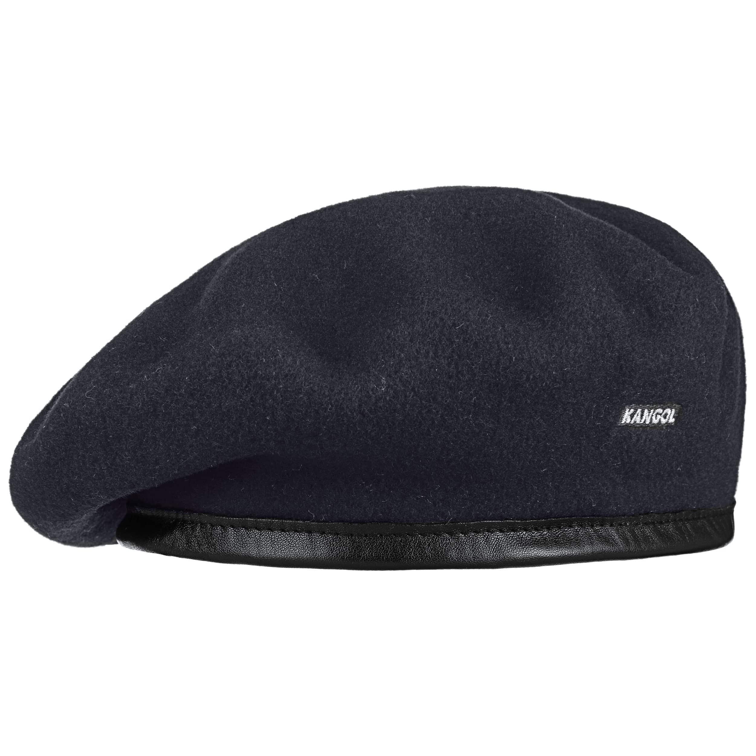 6b44fd2b8159b Boina Vasca Kangol Monty - Gorros - sombreroshop.es
