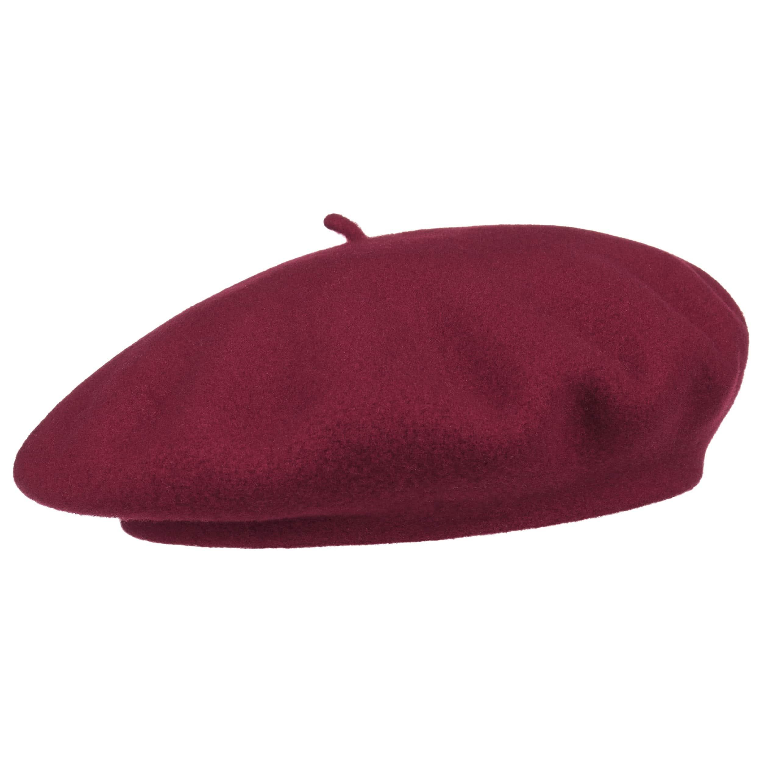 fbf31db81c3c8 Boina con Cachemira by Barascon - Gorros - sombreroshop.es