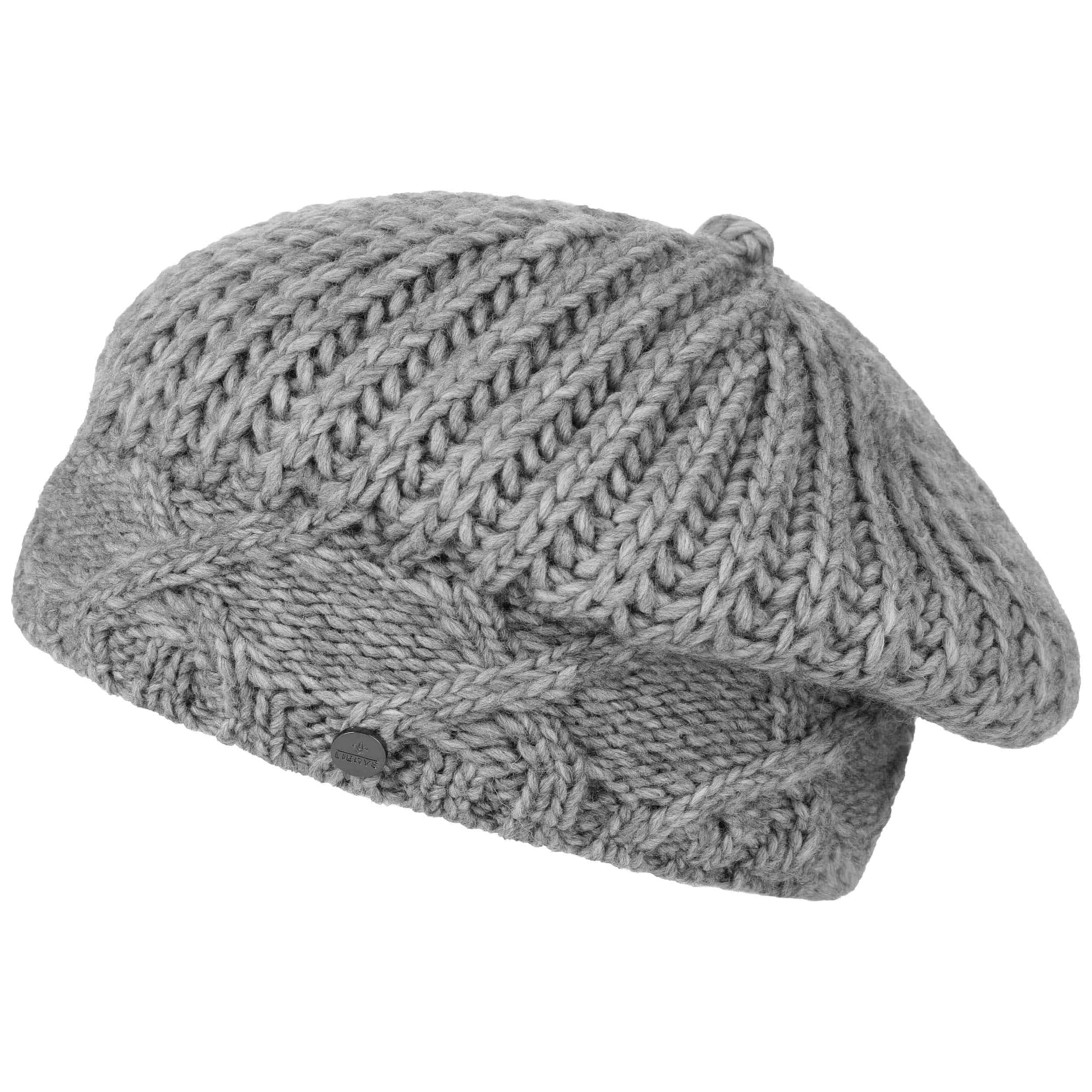 Boina de Punto Jil by Lierys - Gorros - sombreroshop.es 9663e622e43