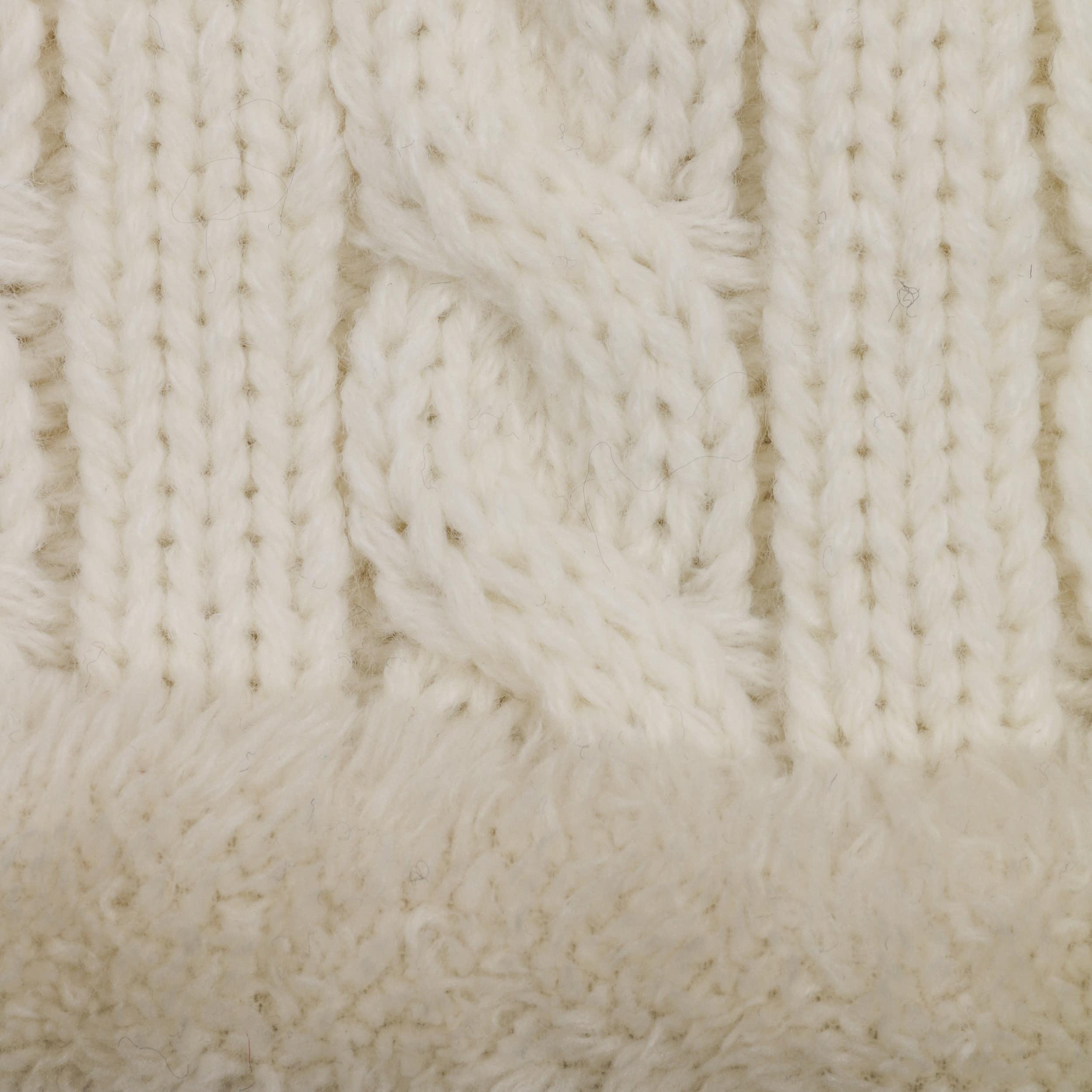 Bufanda Circular con Peluche by Lipodo - Bufandas - sombreroshop.es