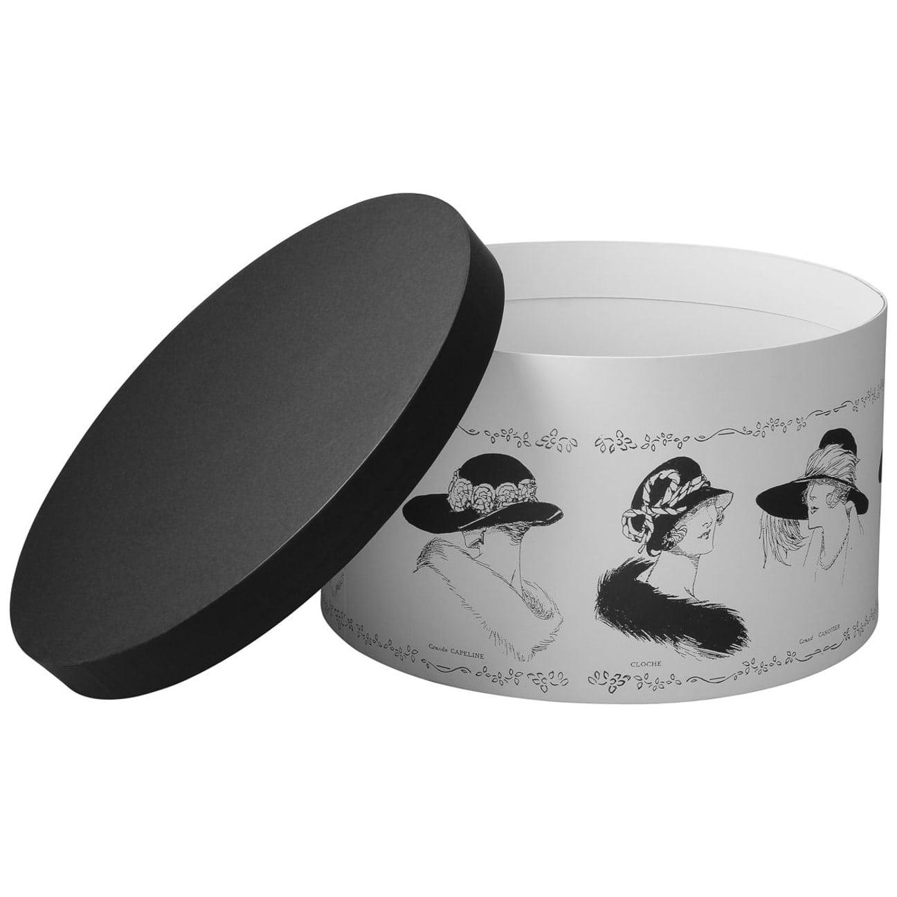 Caja Sombrero Portrait 41 cm by McBURN - Sombreros - sombreroshop.es 52162e8f7ff