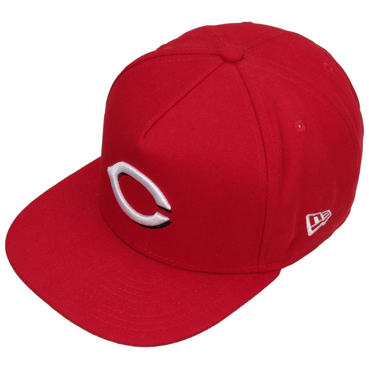 54955d737ba87 Cincinnati Reds Flatbrim Cap by New Era - Gorras - sombreroshop.es