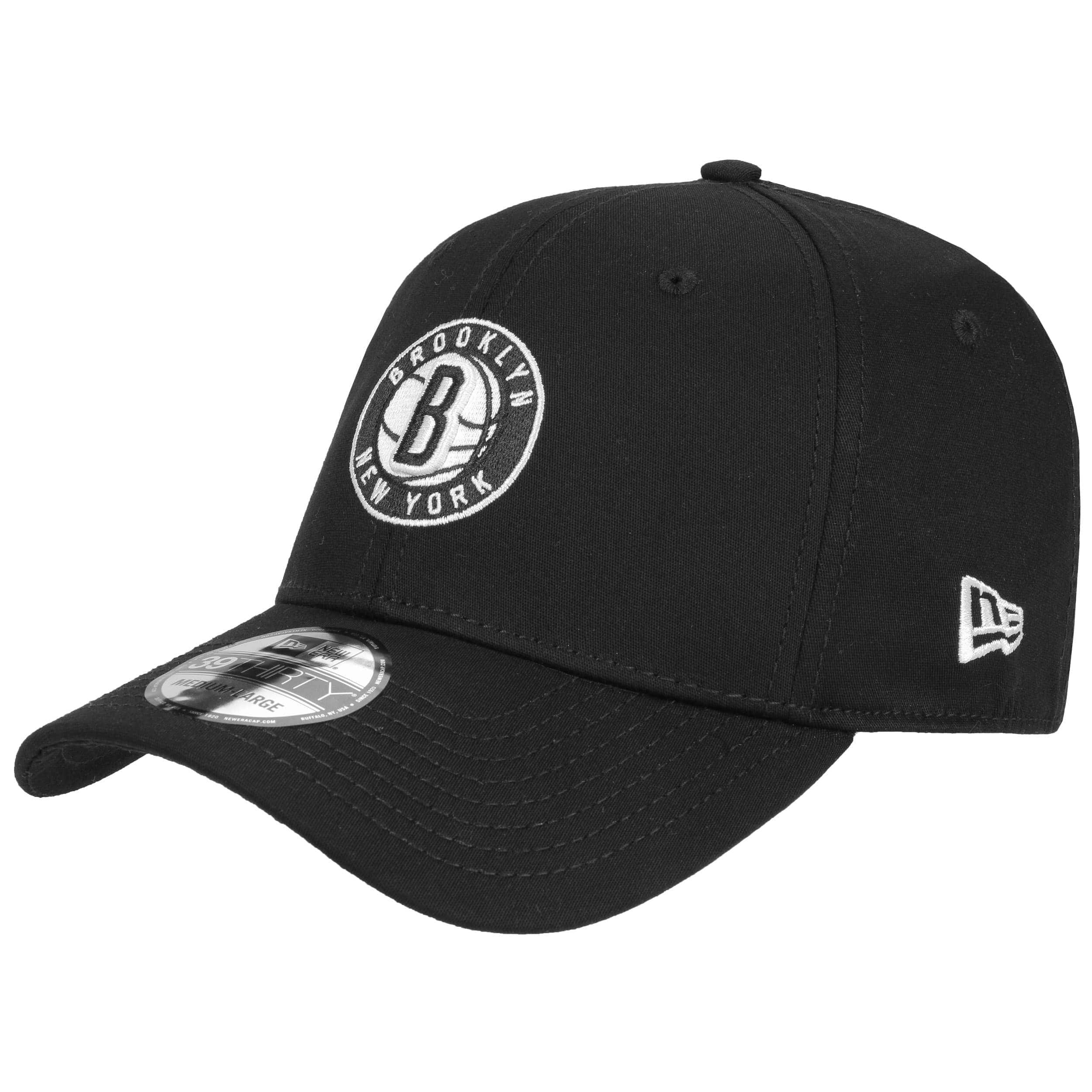 a209e4506362 Gorra 39Thirty Brooklyn Nets by New Era