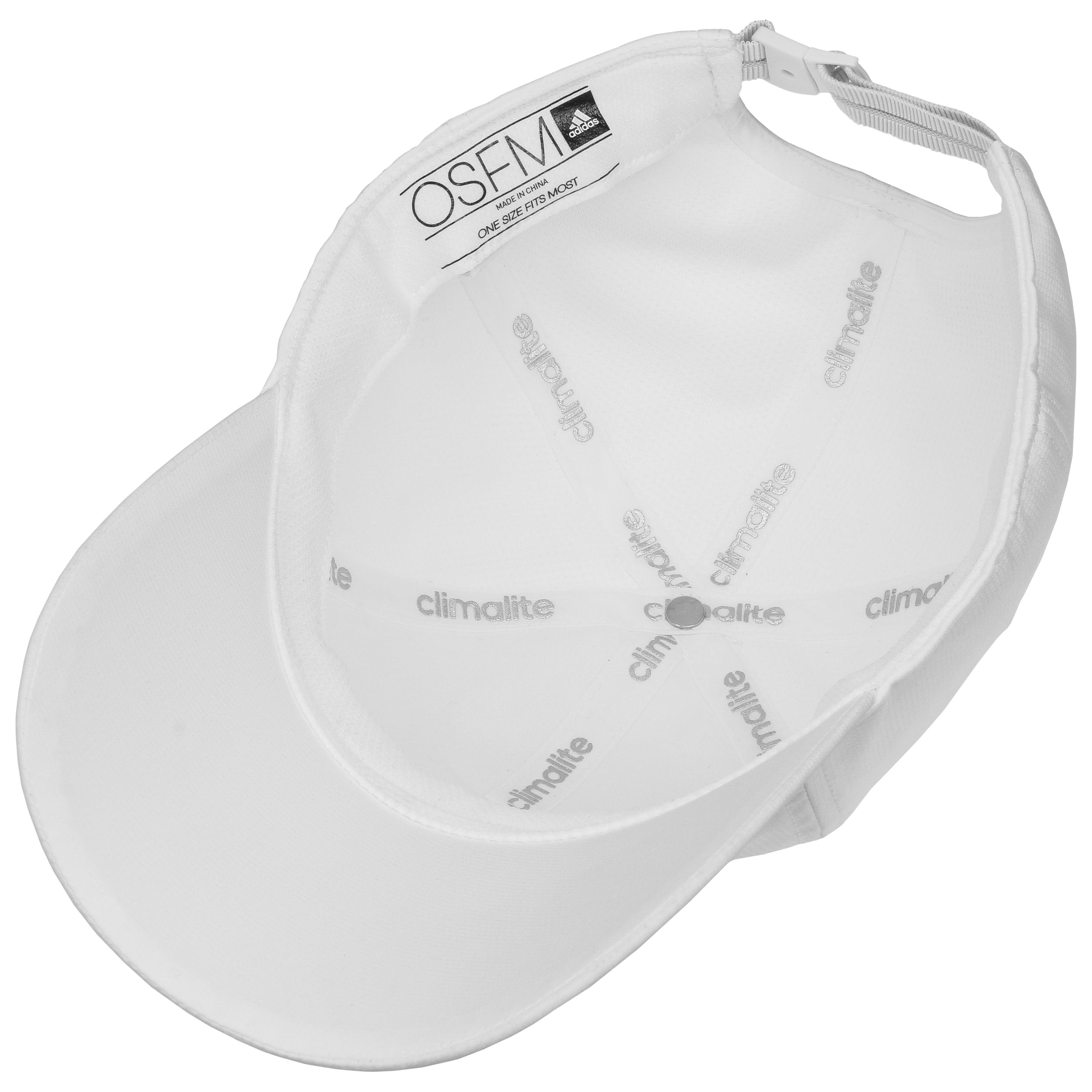 Gorra 3Stripes Climalite by adidas - Gorras - sombreroshop.es c57ada9478c