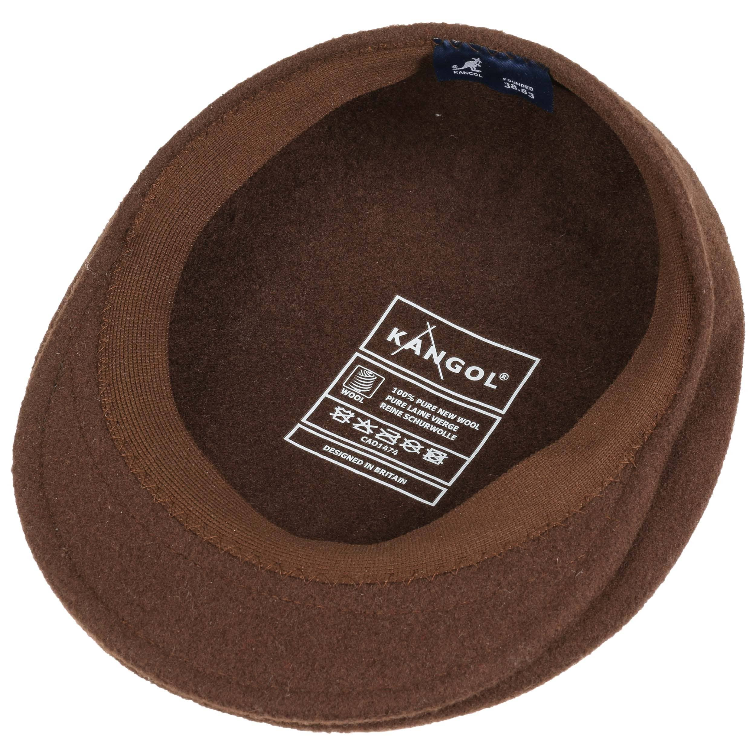 Gorra 504 by Kangol - Gorras - sombreroshop.es 7900c39393c