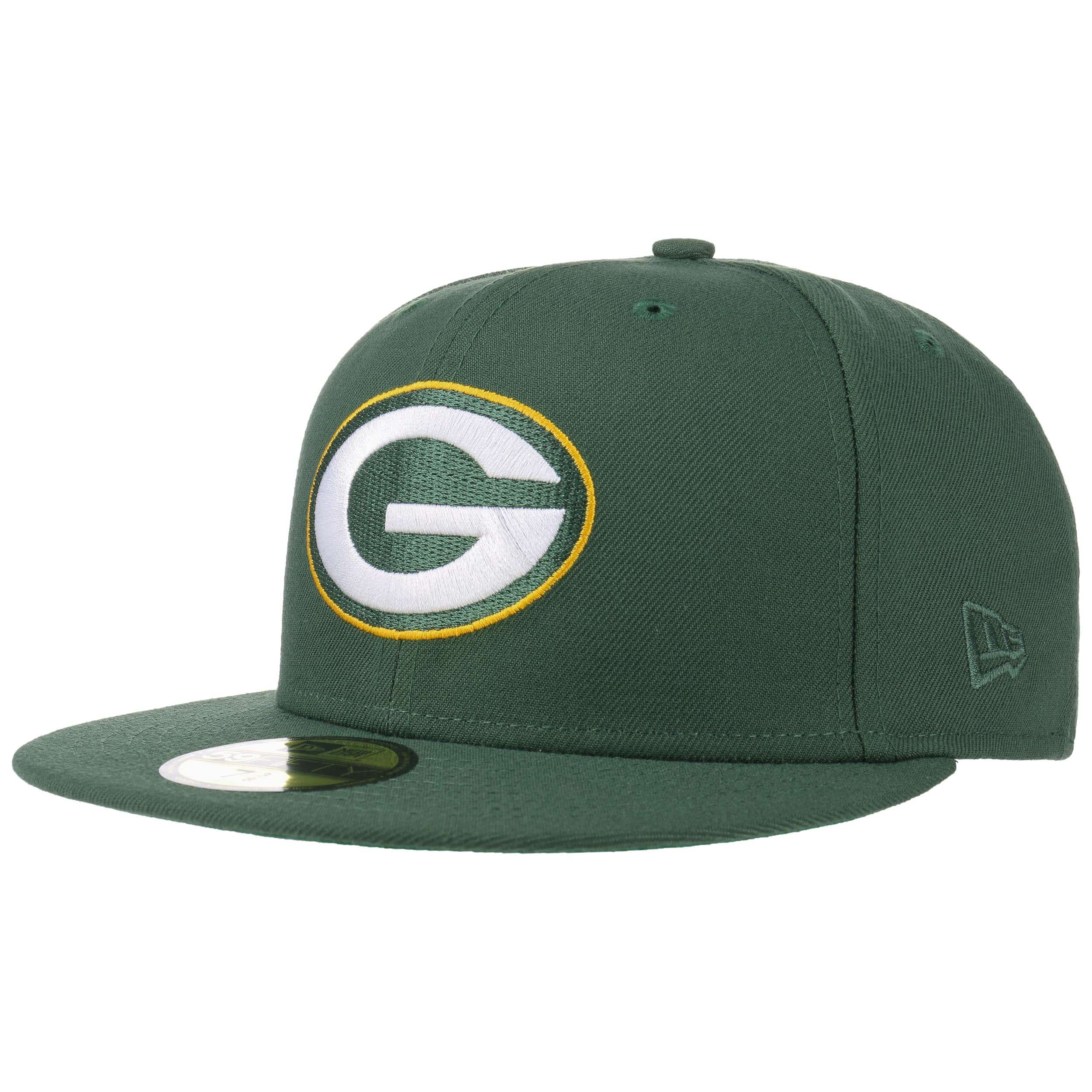 1588a2b67a859 Gorra 59Fifty NFL Classic Packers by New Era - Gorras - sombreroshop.es
