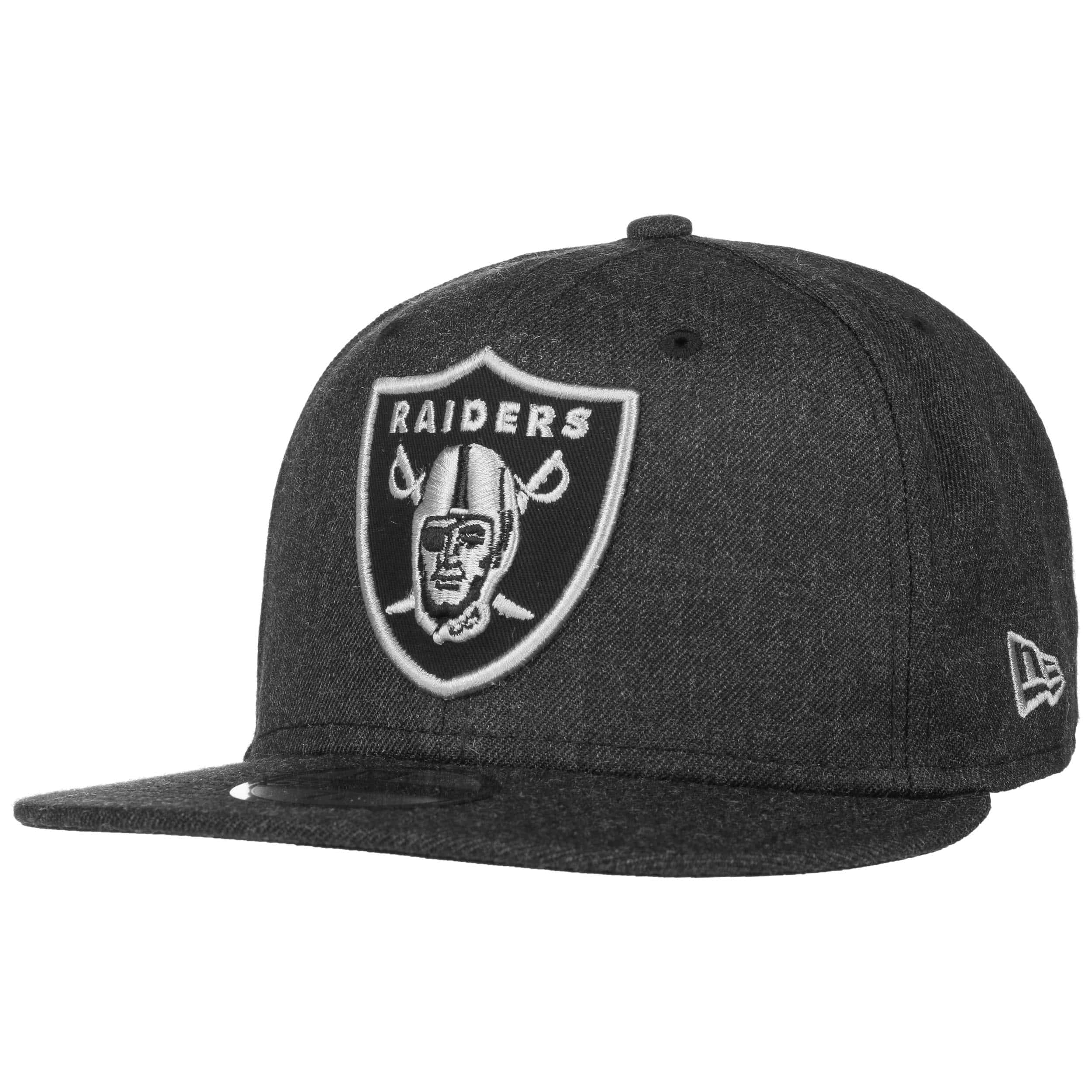 a9151d0b63326 Gorra 59Fifty NFL Heather Raiders by New Era - Gorras - sombreroshop.es